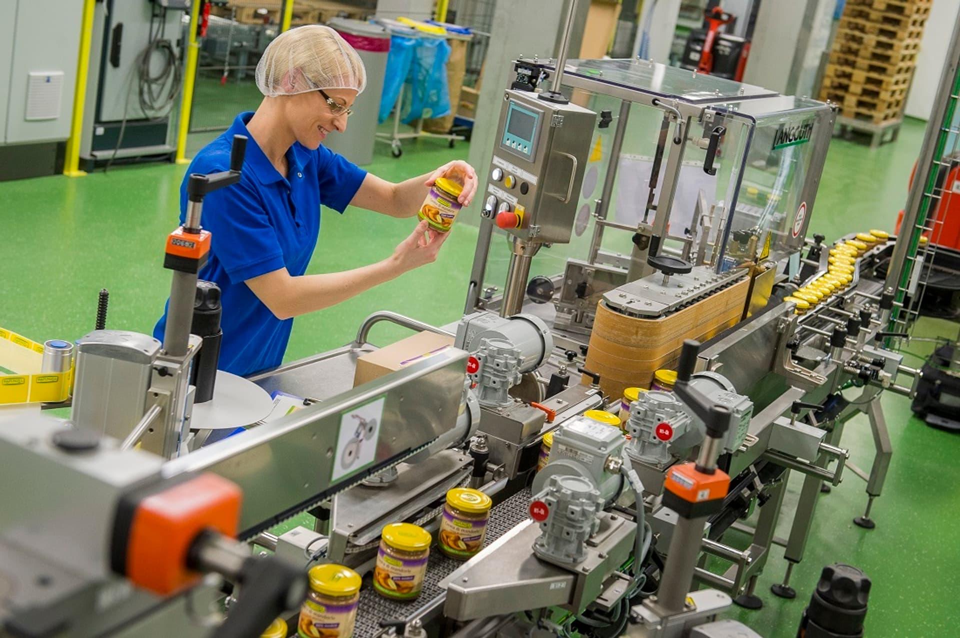 Nussmus-Produktion läuft wieder auf Hochtouren