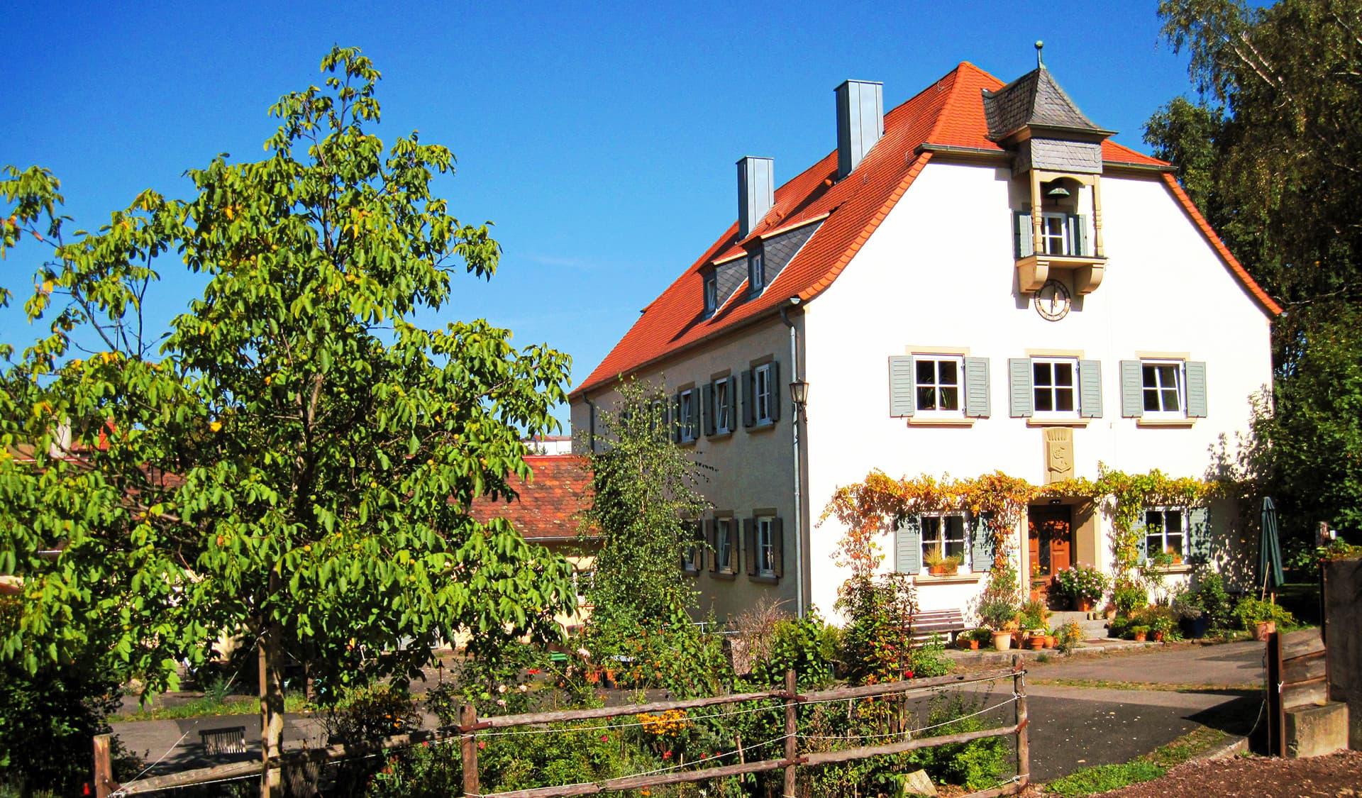 Schloss Gut Obbach Schweinfurt