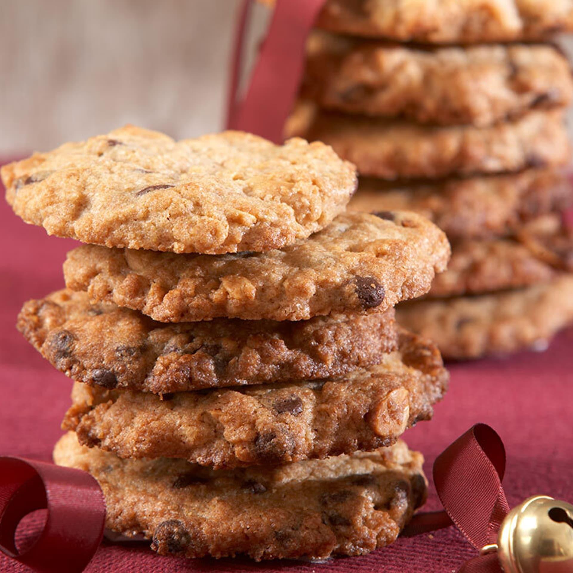 Schoko-Nuss-Cookies