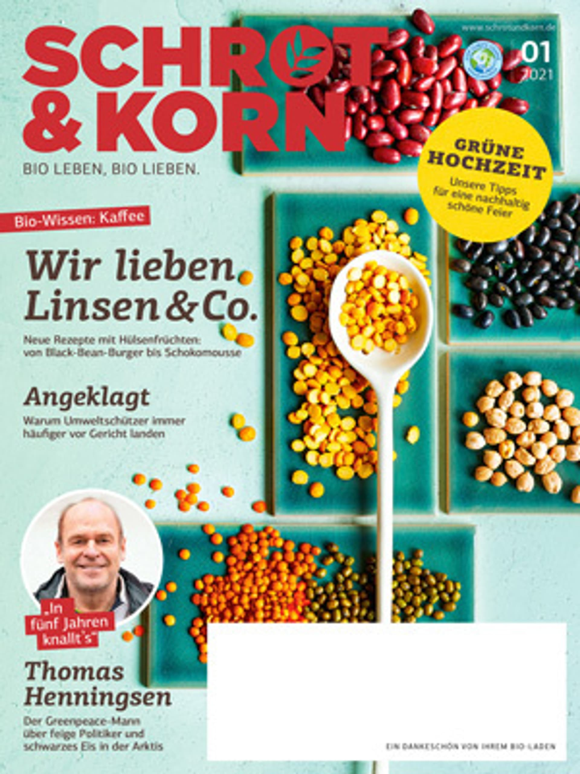 Schrot&Korn 01/2021