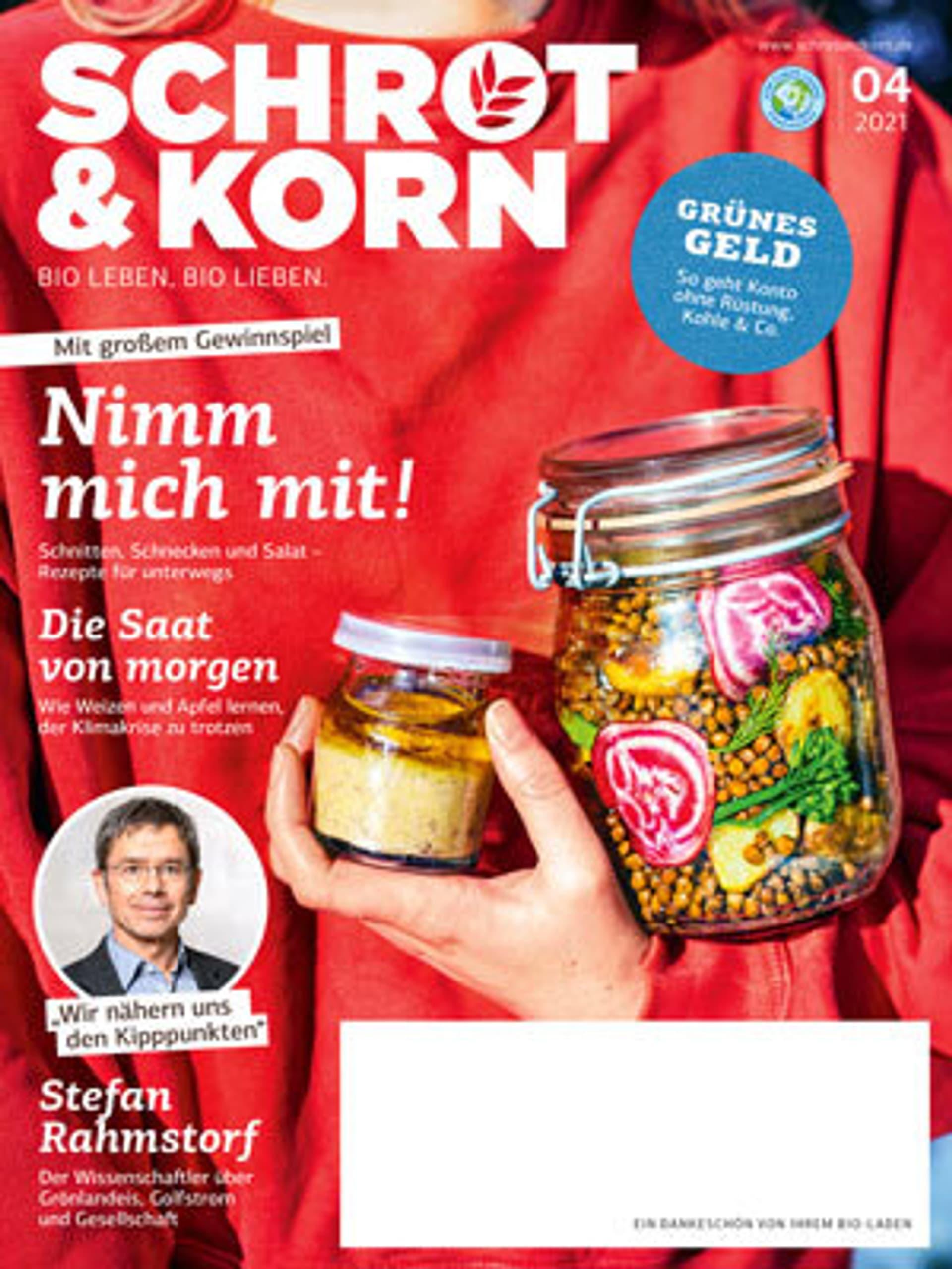 Schrot&Korn Titel 04/2021