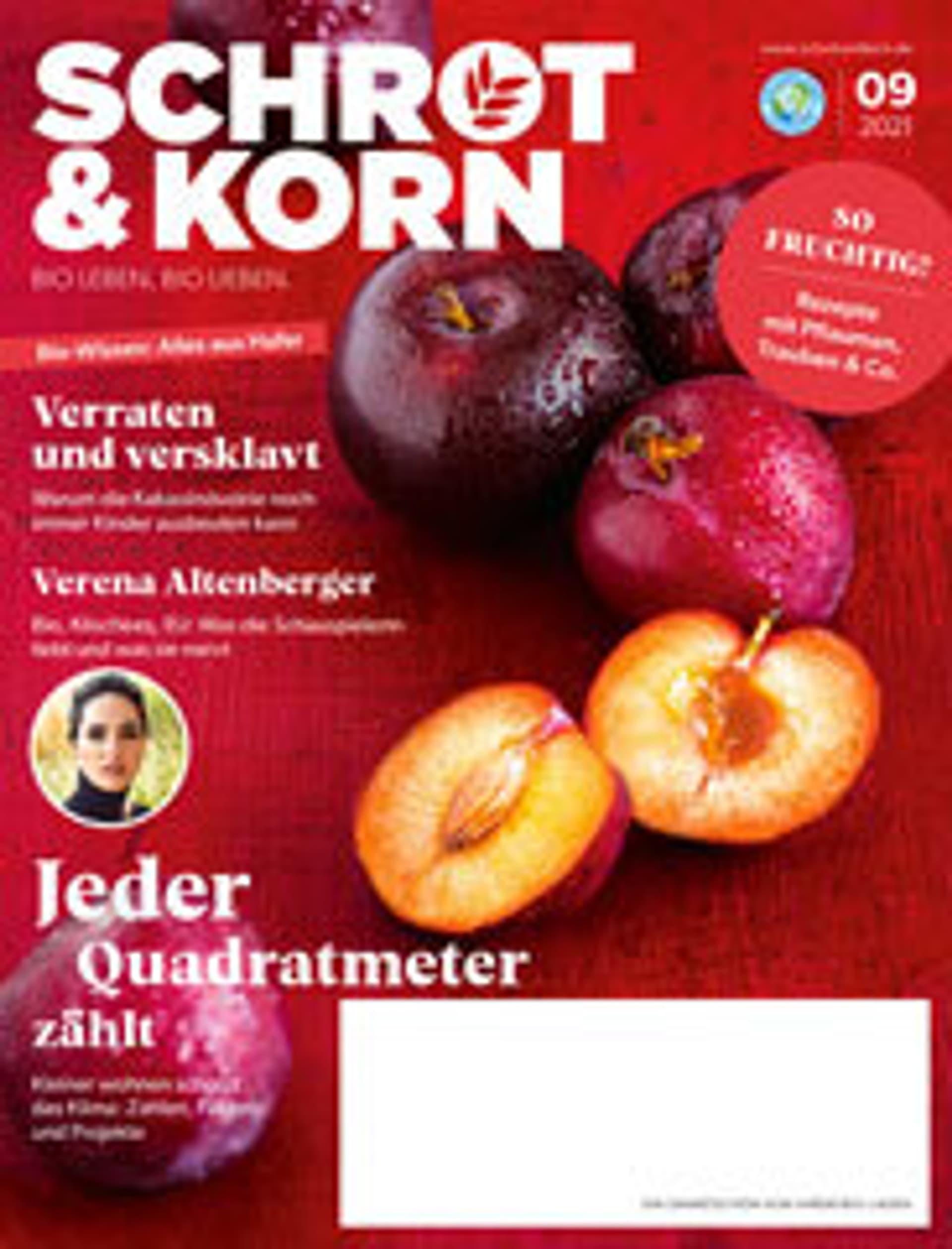 Schrot&Korn Titel 09/2021