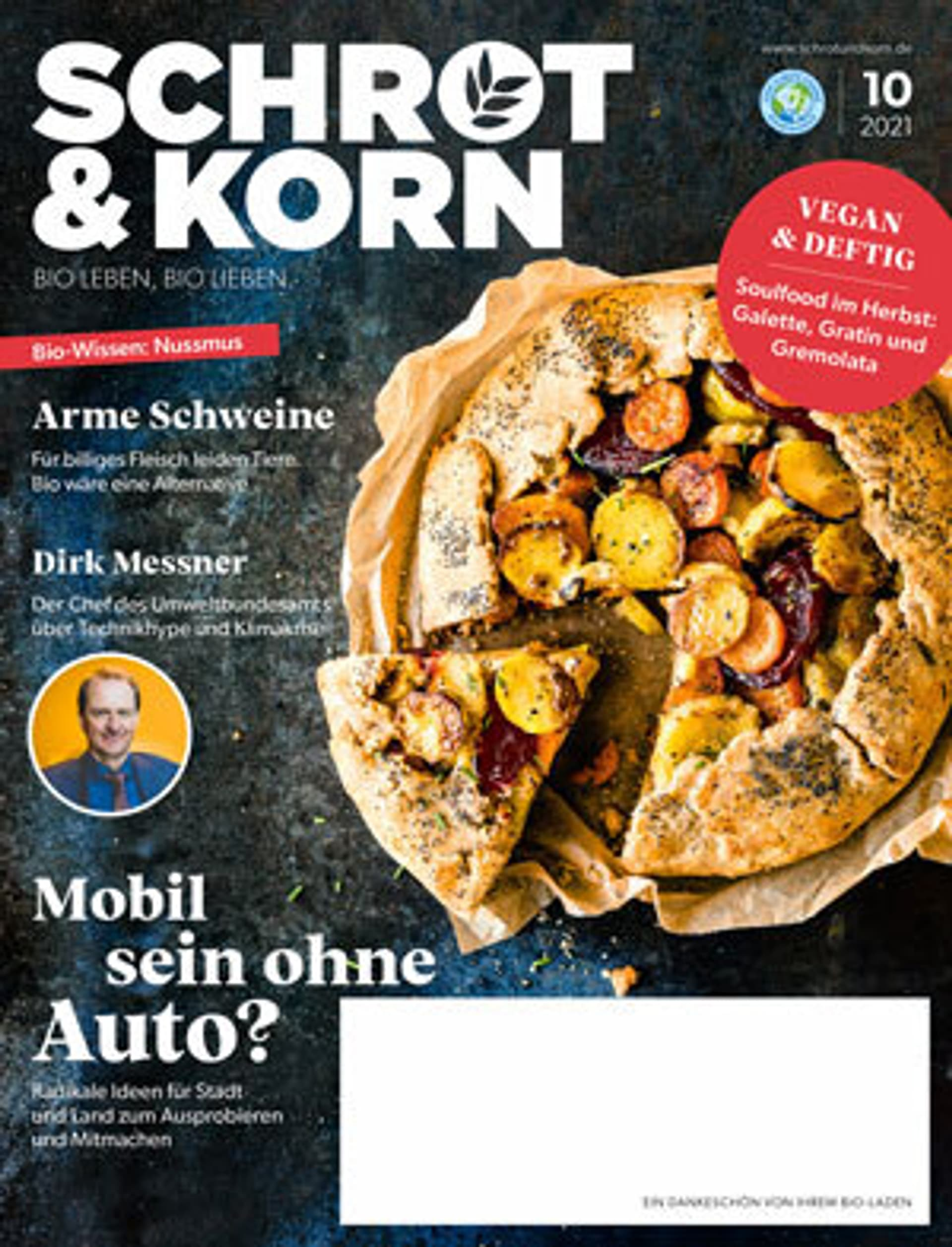 Schrot&Korn Titel 10/2021
