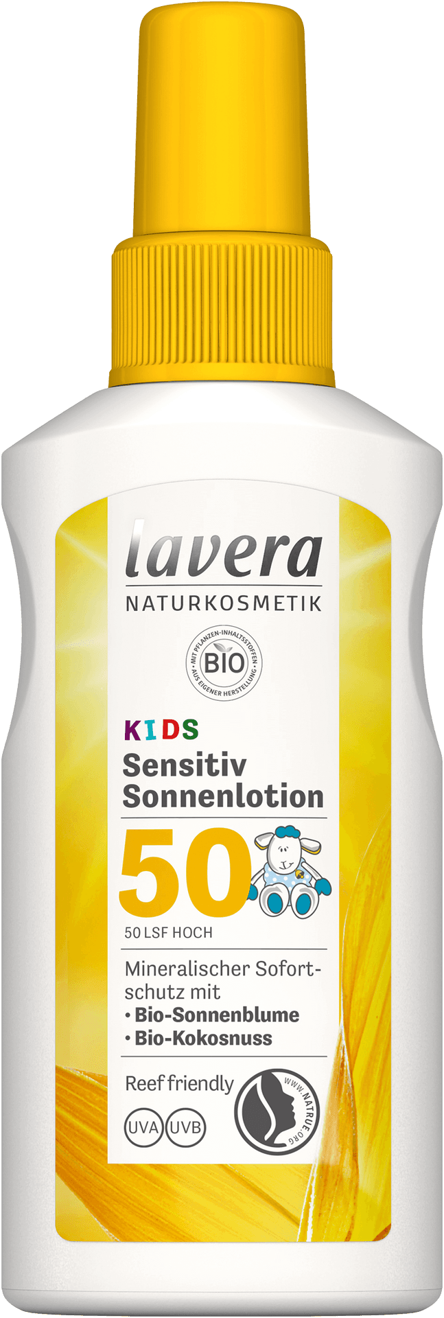 Lavera sensitiv Sonnenlotion
