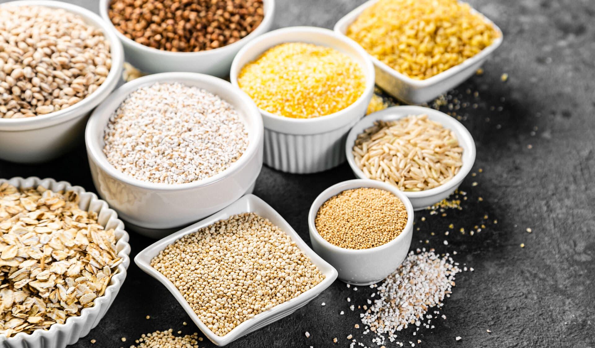 Getreideprodukte