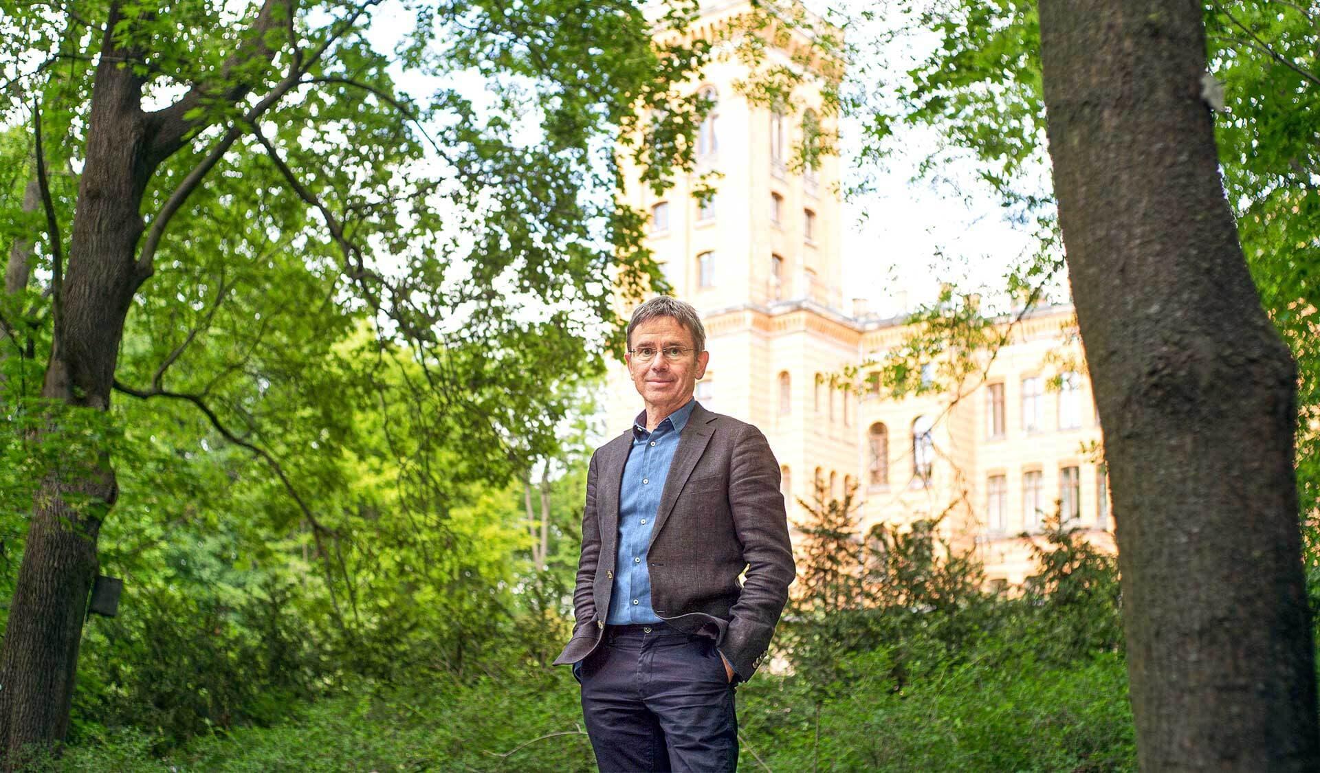 Stefan Rahmsdorf im Porträt