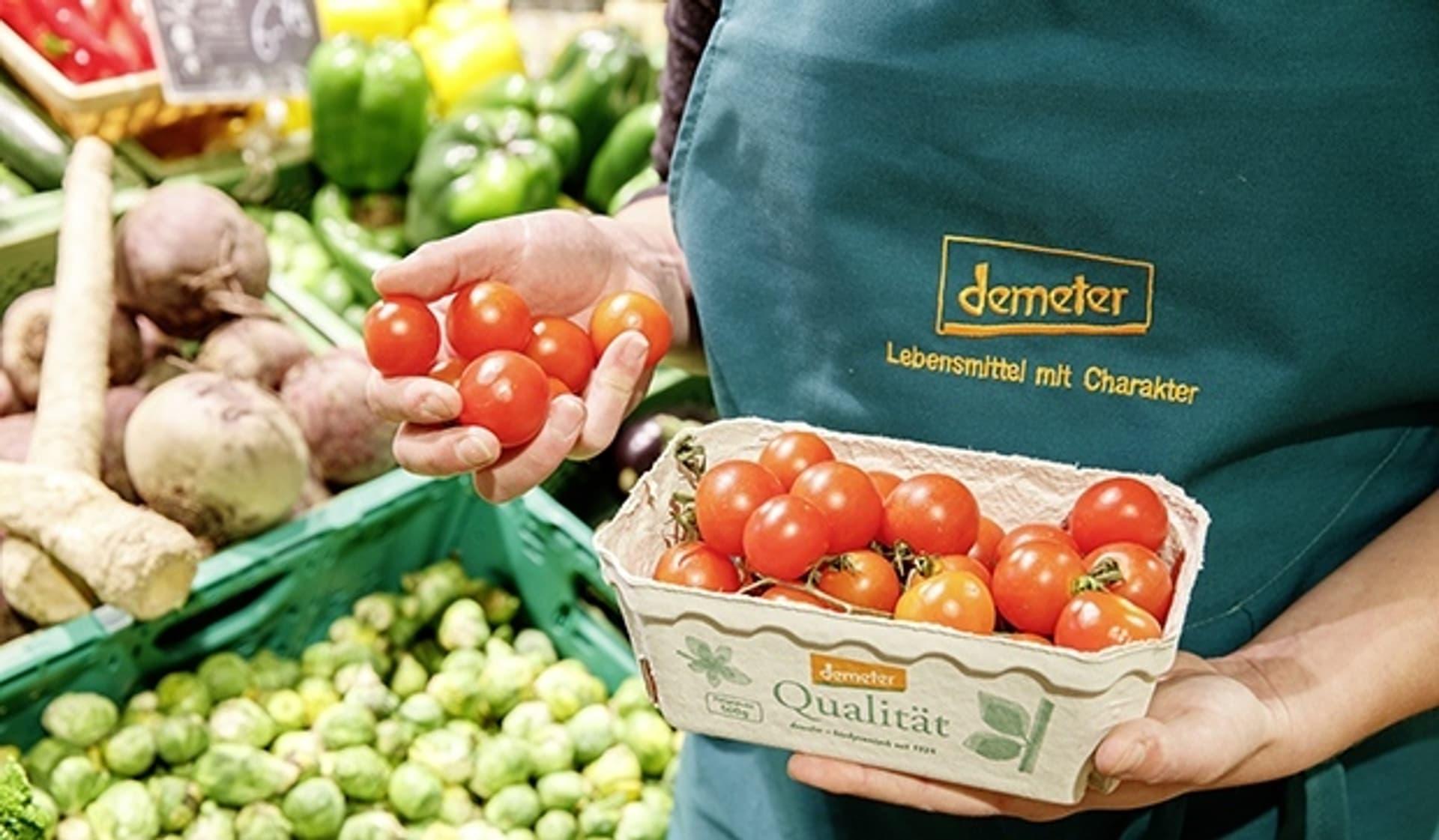 Demeter Tomaten