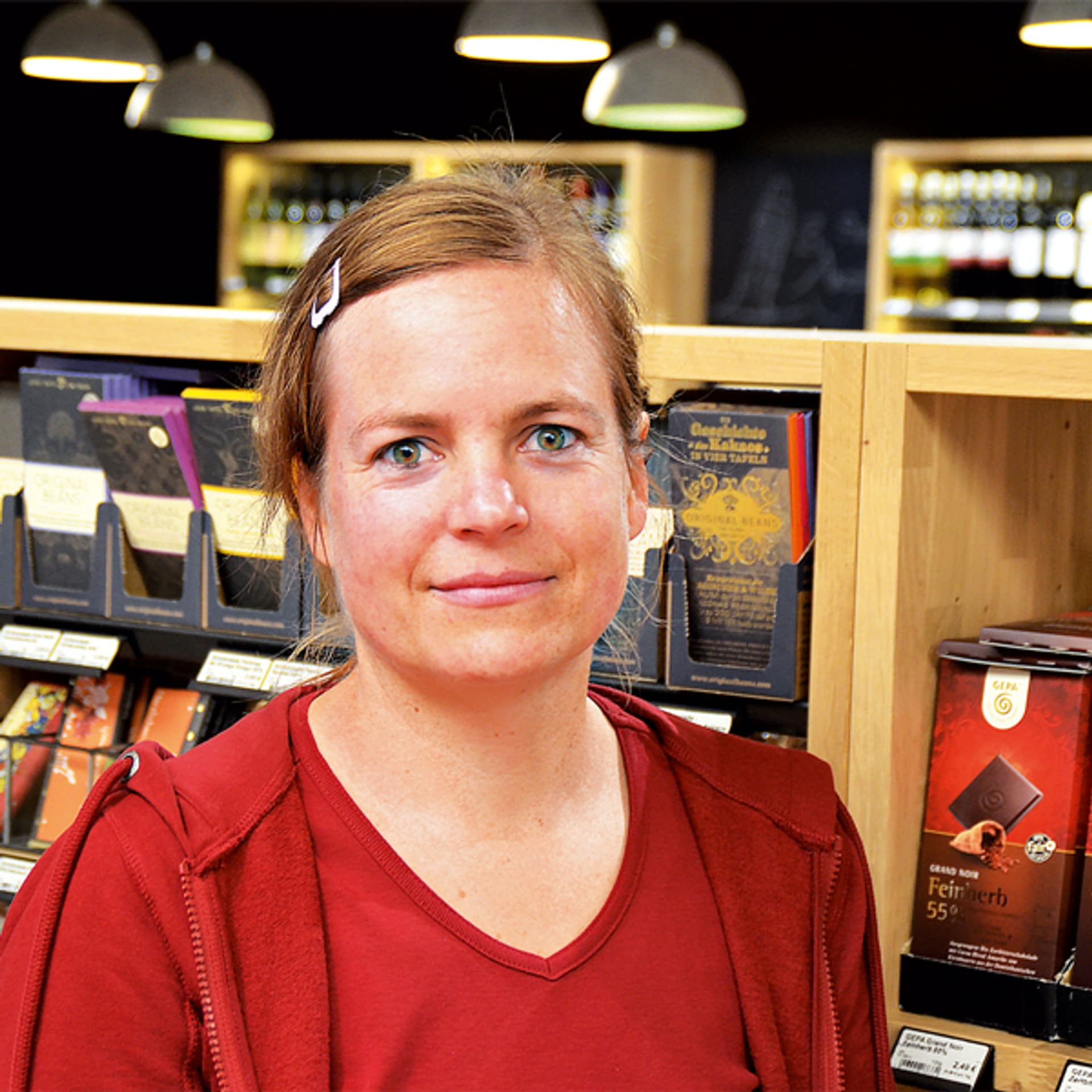 Christina Scherf-Clavel