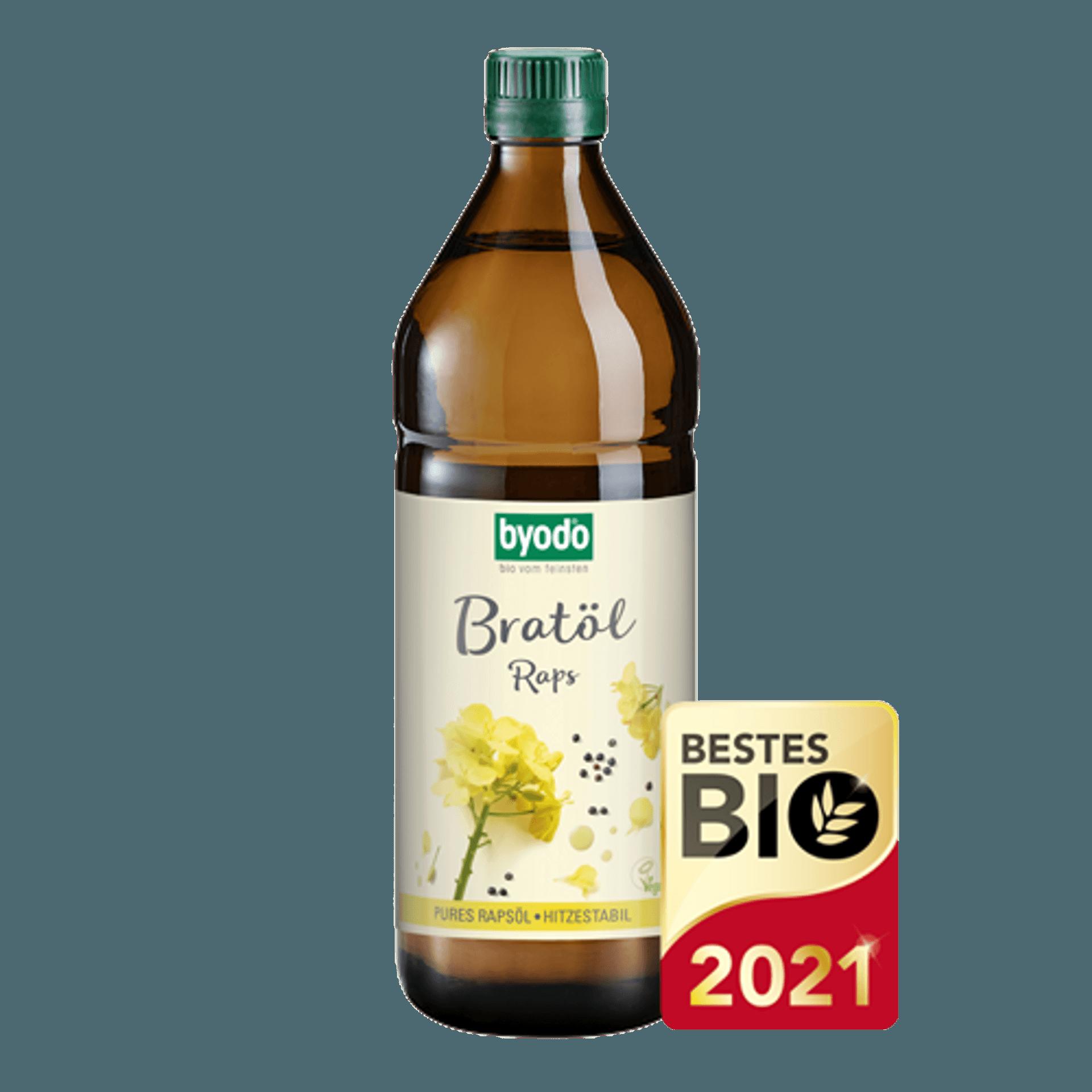 Flasche Bratöl