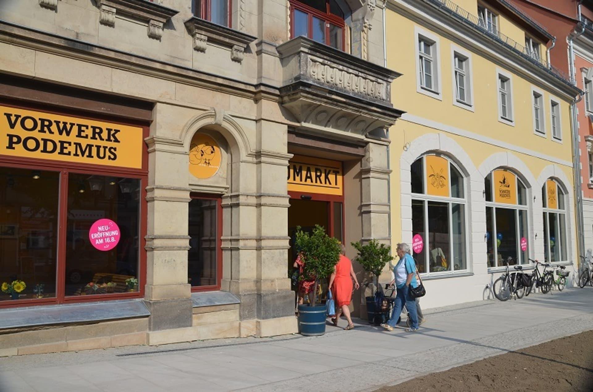 Vorwerk Podemus Biomarkt Pirna vorwerk podemus