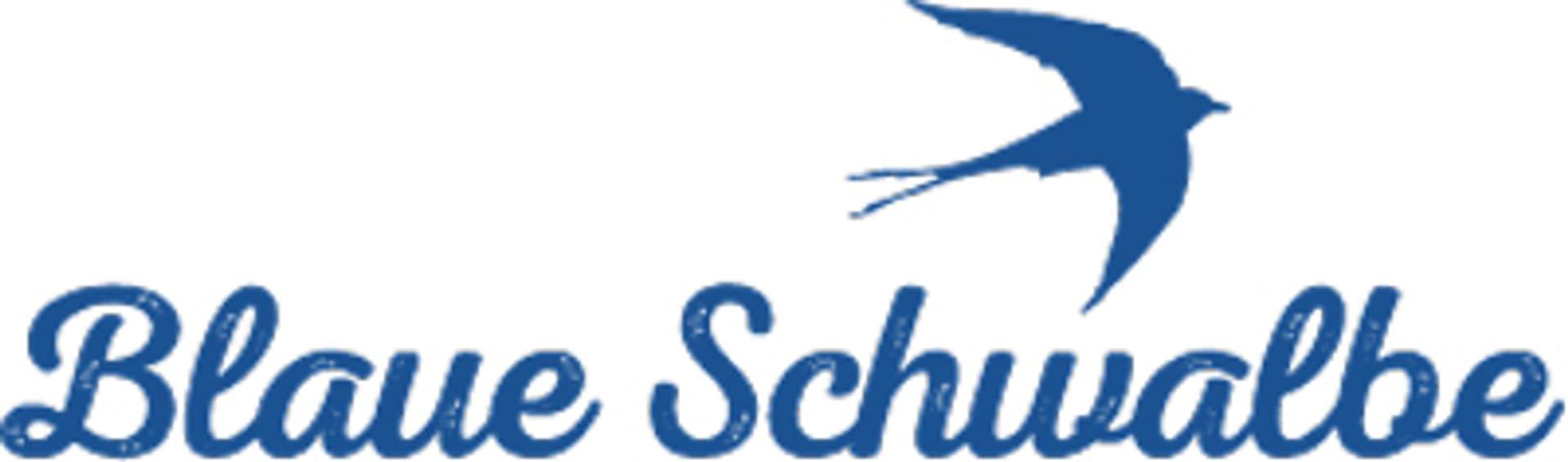 Blaue Schwalbe Logo