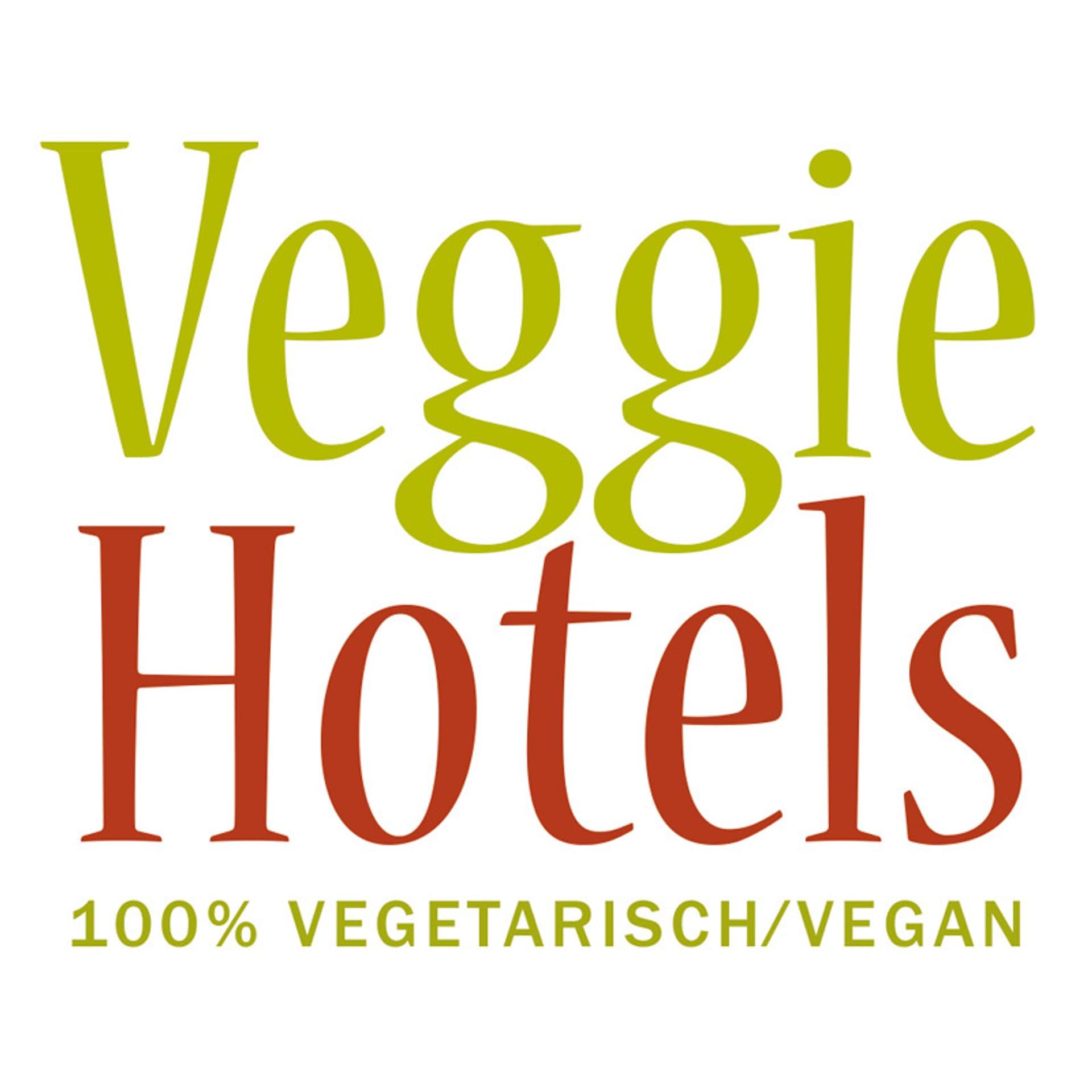 Logo der veggiehotels