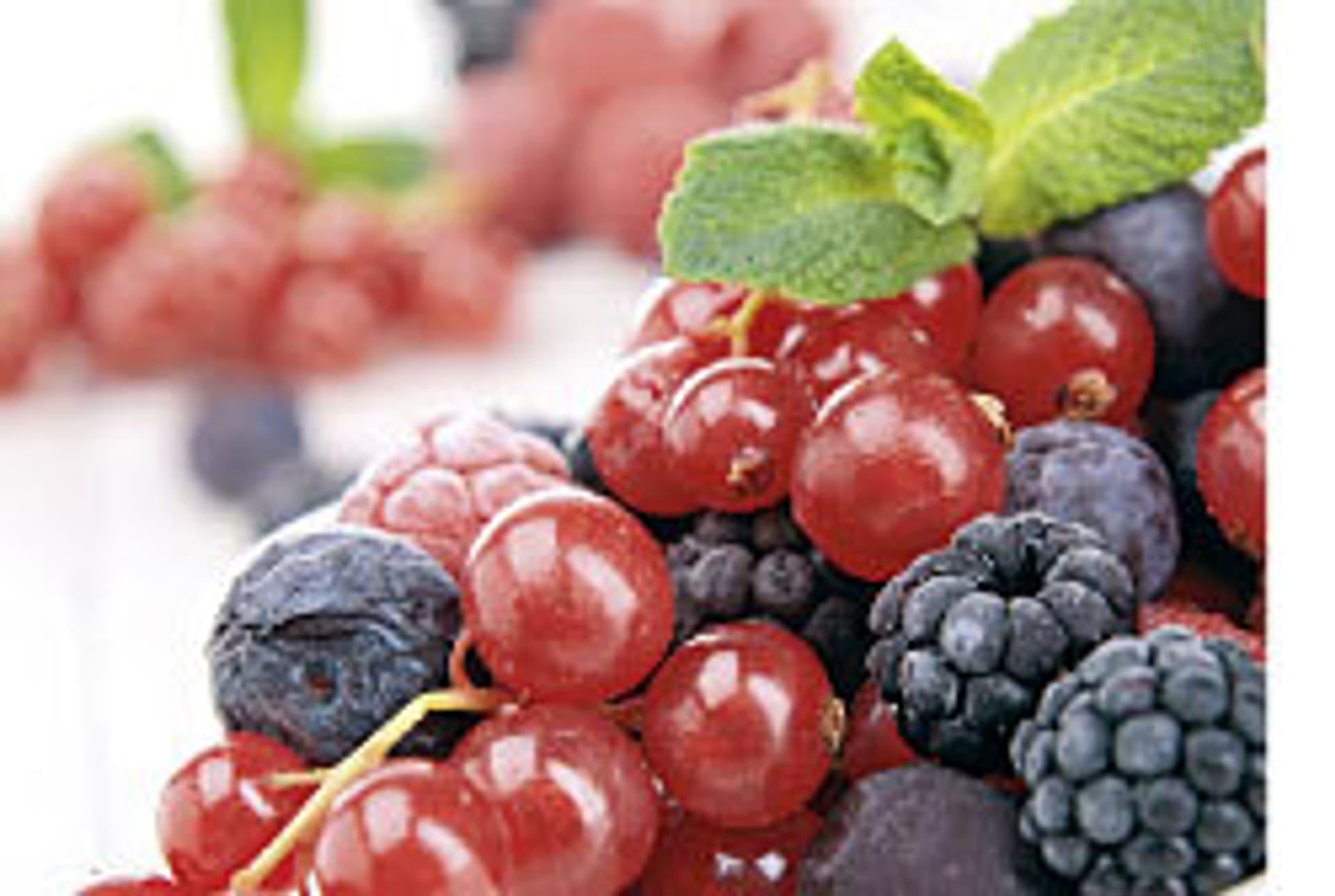 Beeren Lebensmittelunverträglichkeit