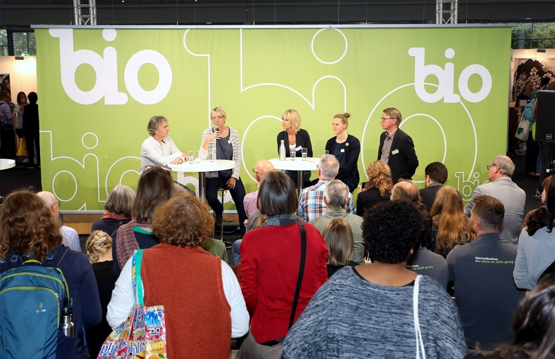 Unverpackt Diskussion Bio Nord  2019