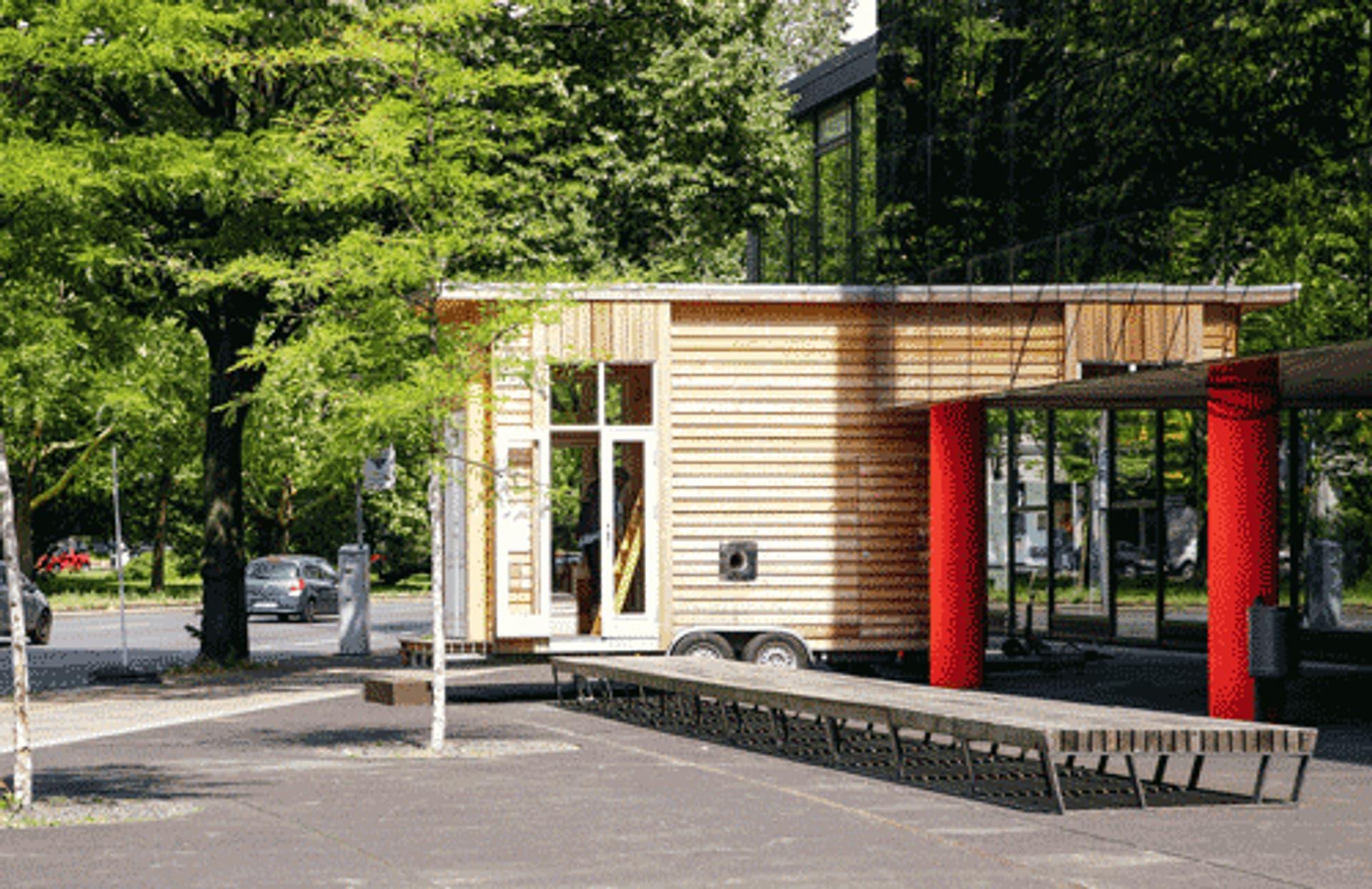 Tiny House Berlin Bauhaus