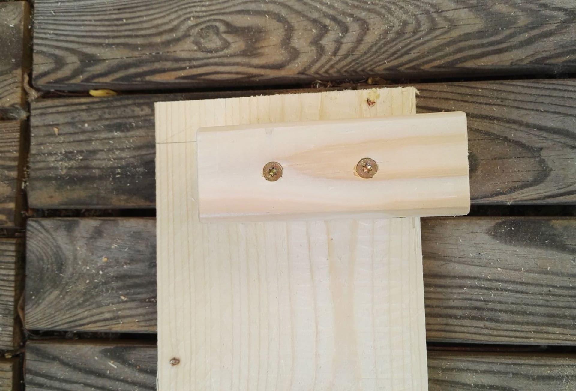 Wurmkiste aus Holz bauen