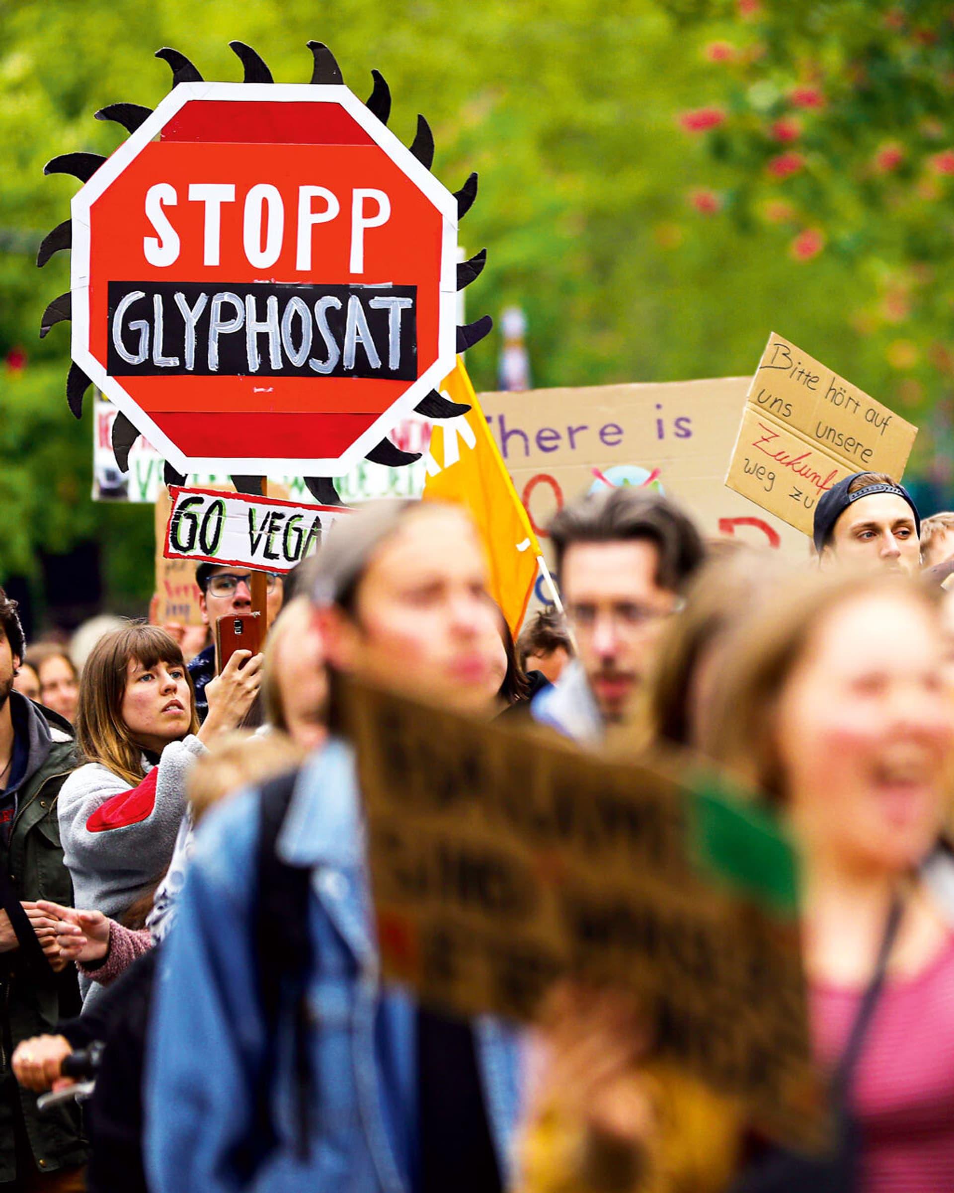 Demo Glyphosat
