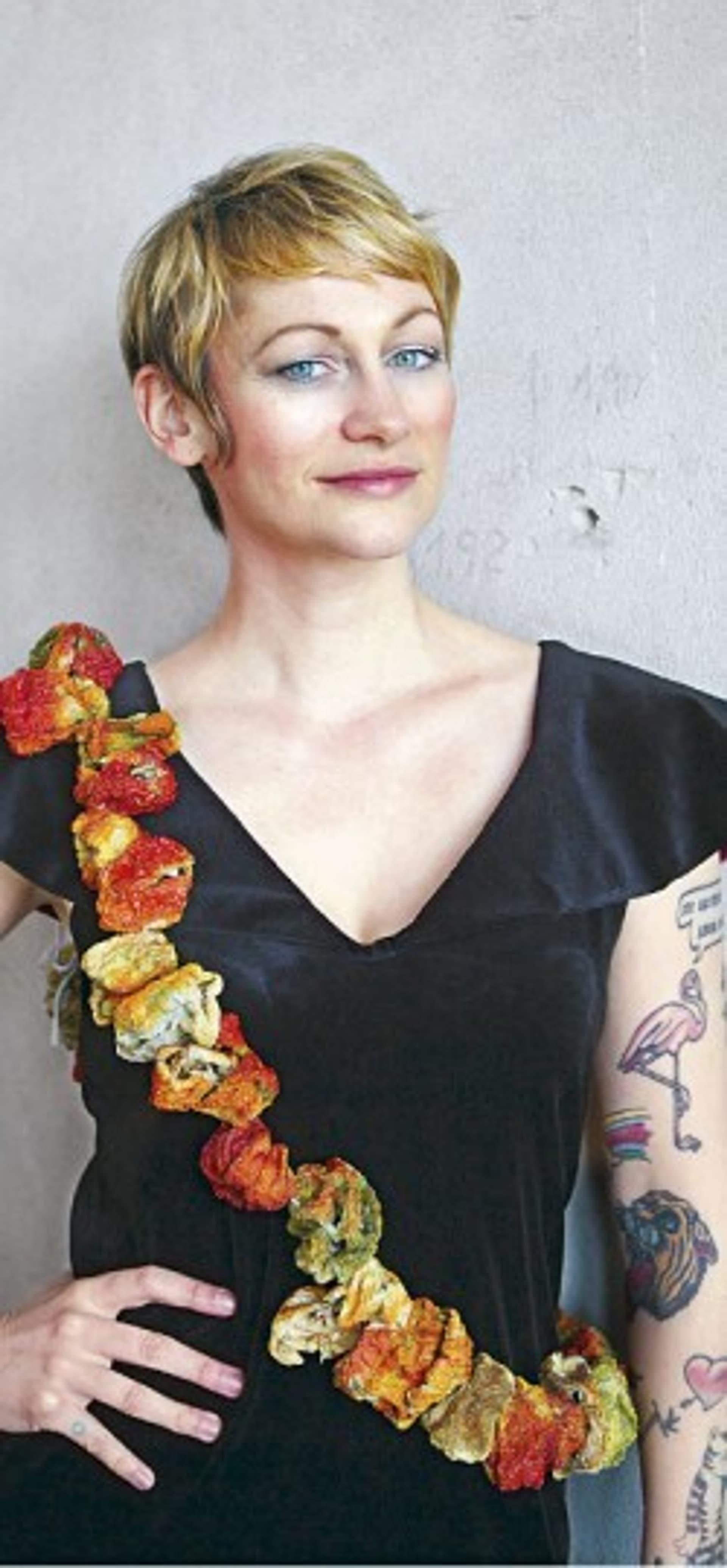 Sophia hoffmann vegan queen