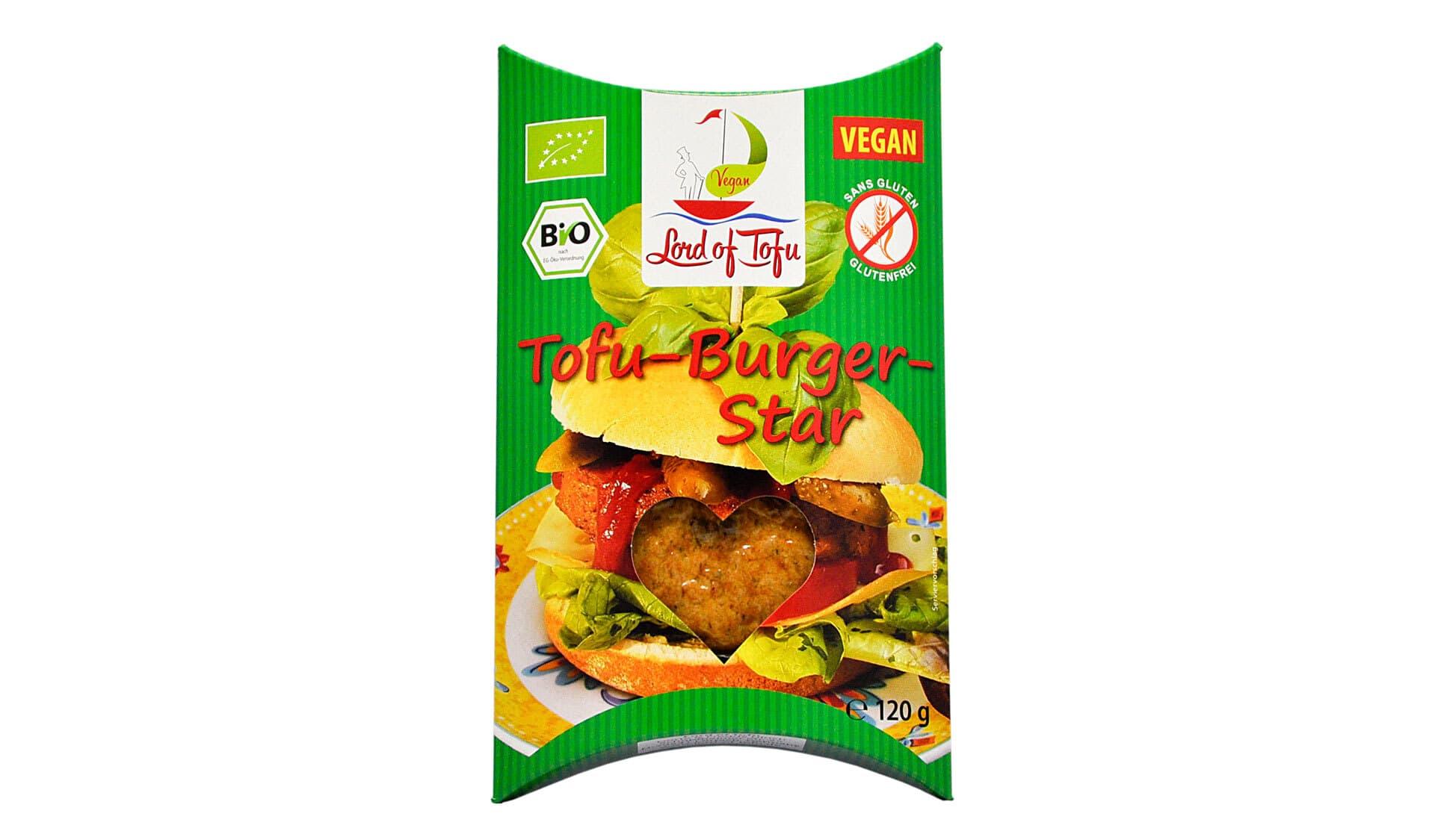 Lord of Tofu: Tofu Burger Star