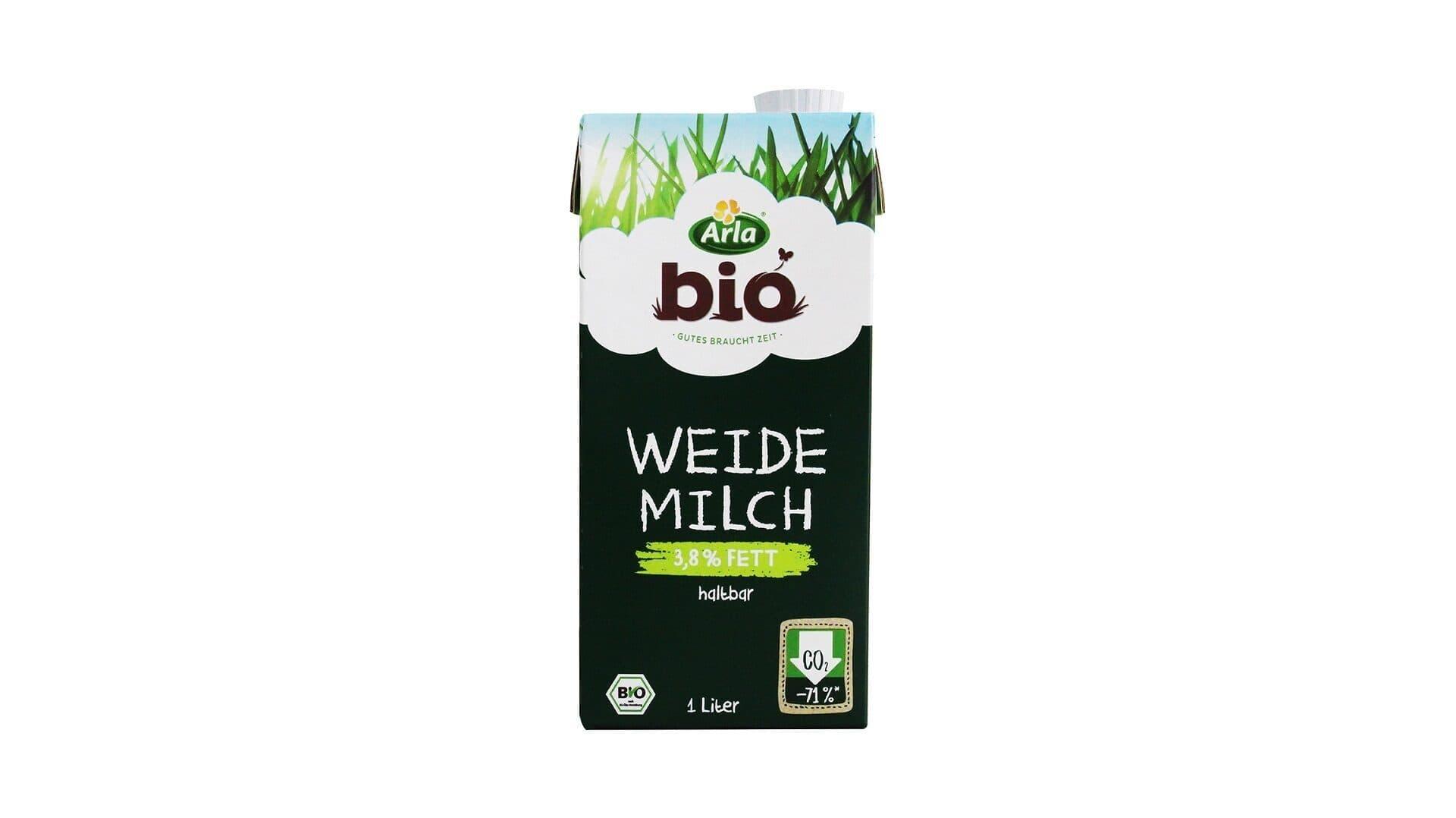 Arla Bio Weidemilch