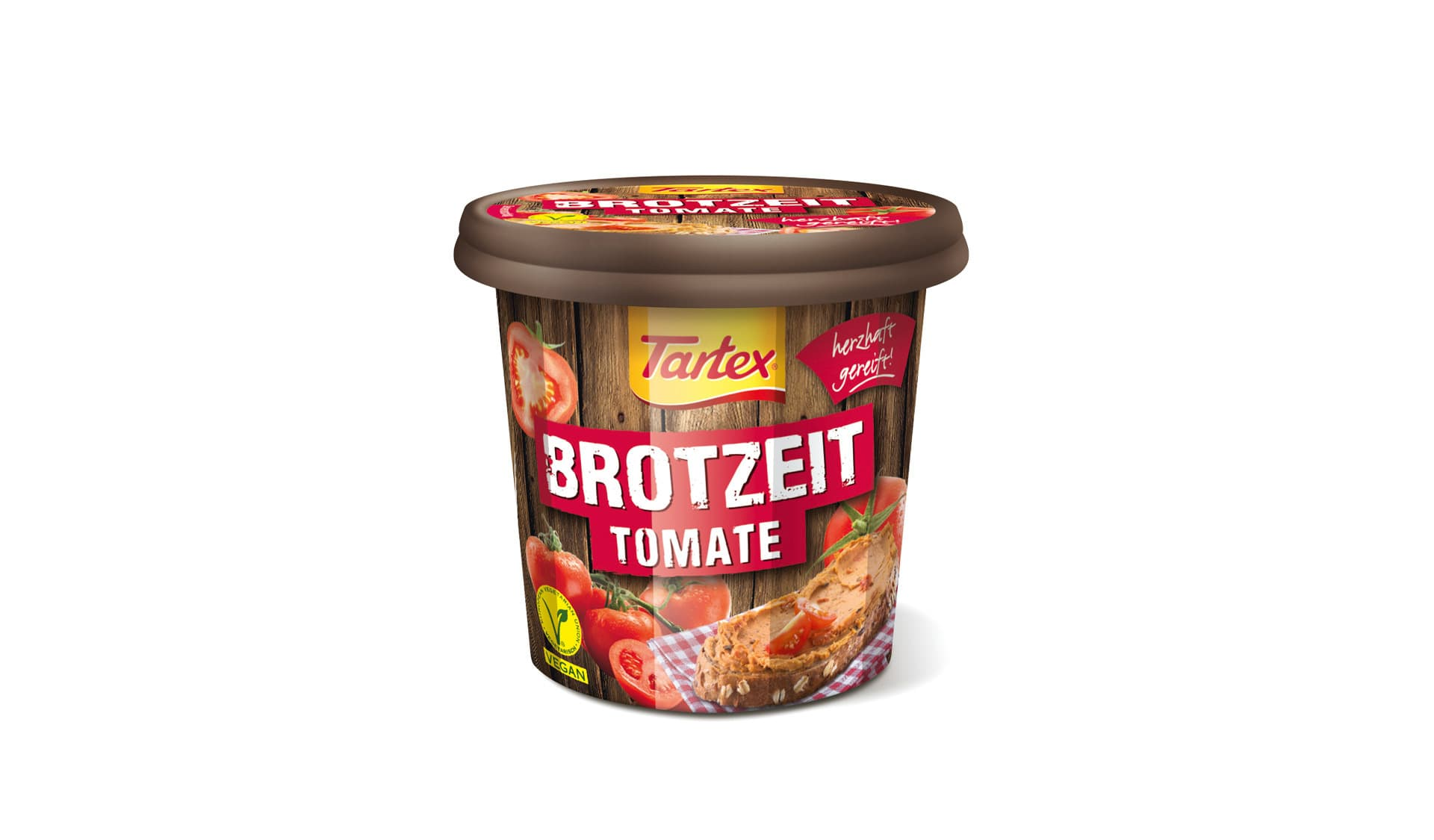 Tartex: Brotzeit Tomate
