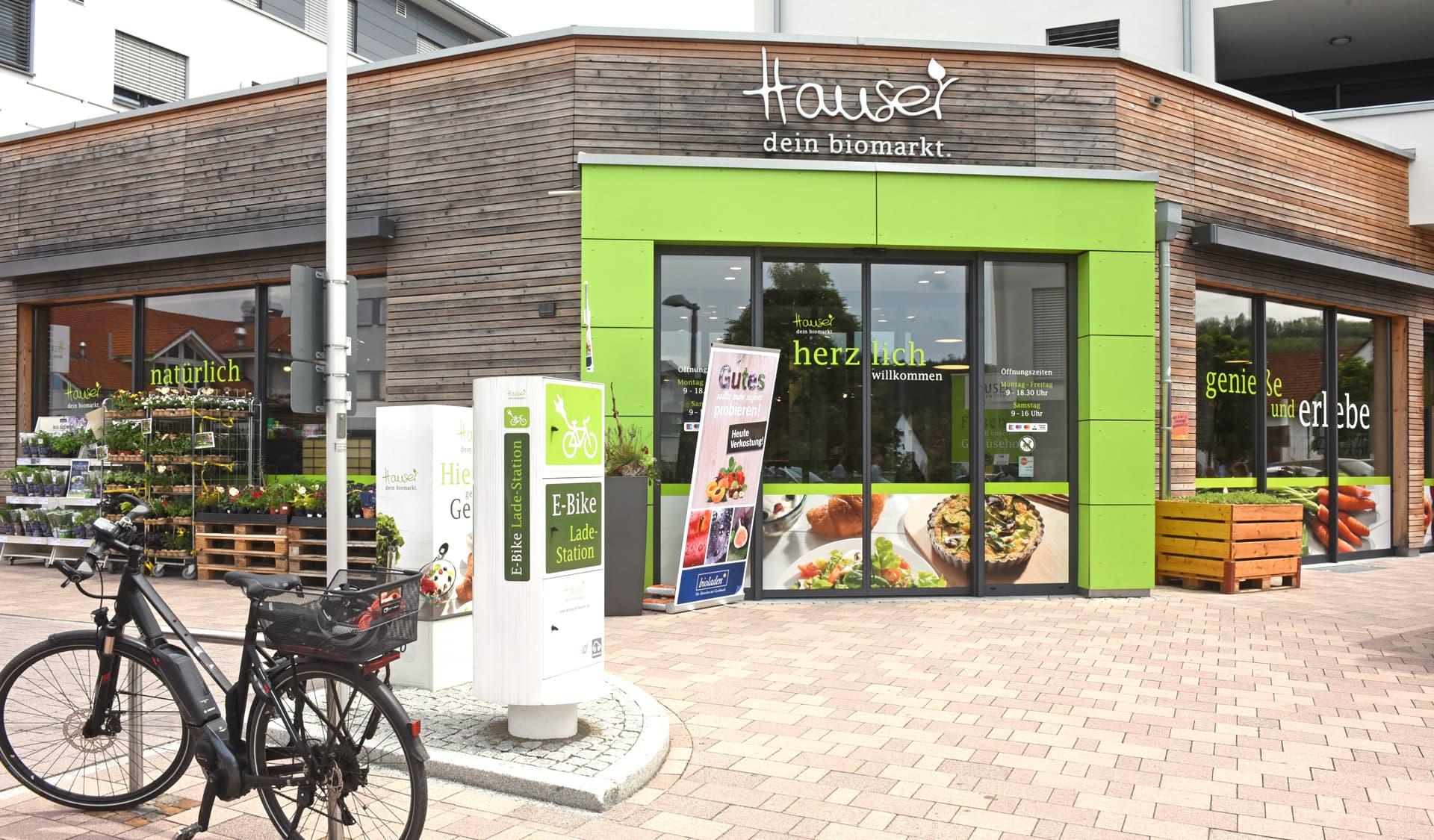 Biomarkt Hauser in Lauchringen