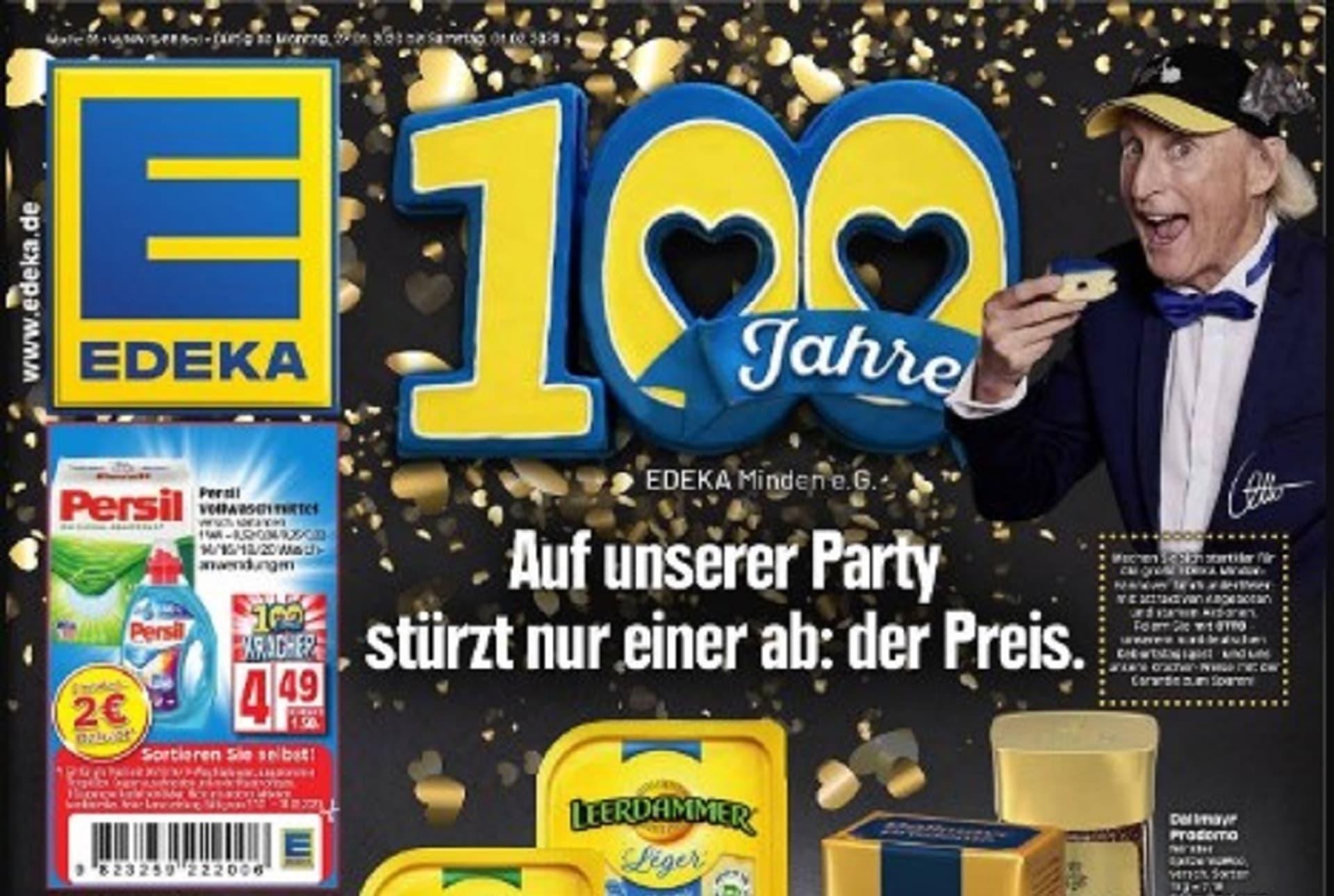 Edeka-Werbeprospekt