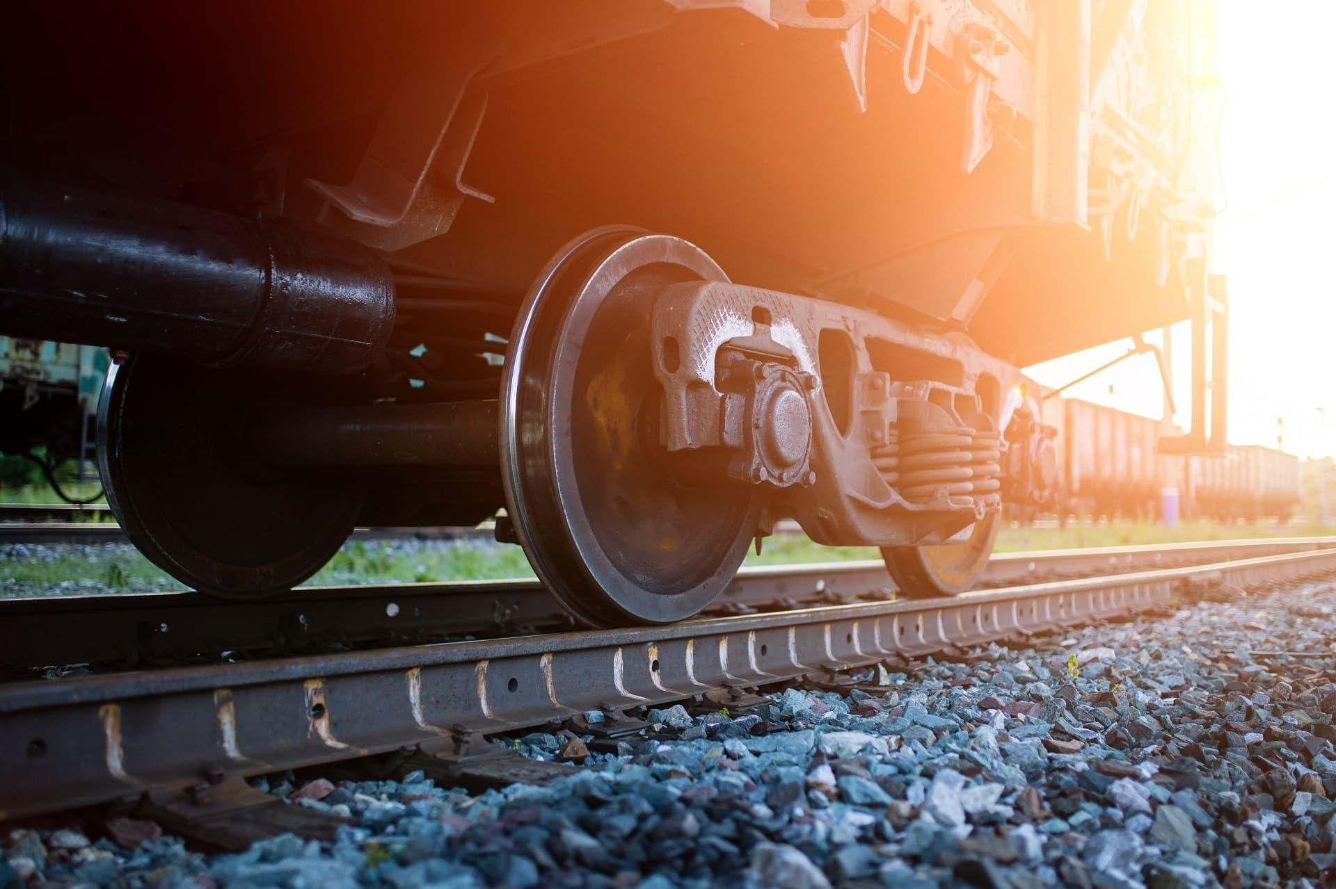 Eisenbahn, Schiene