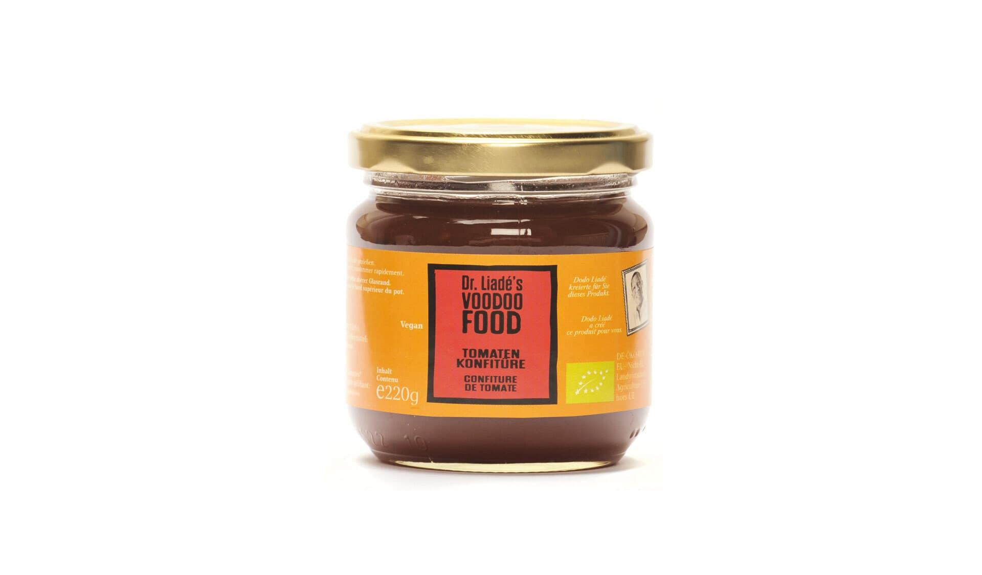 voodoo food: Tomatenkonfitüre