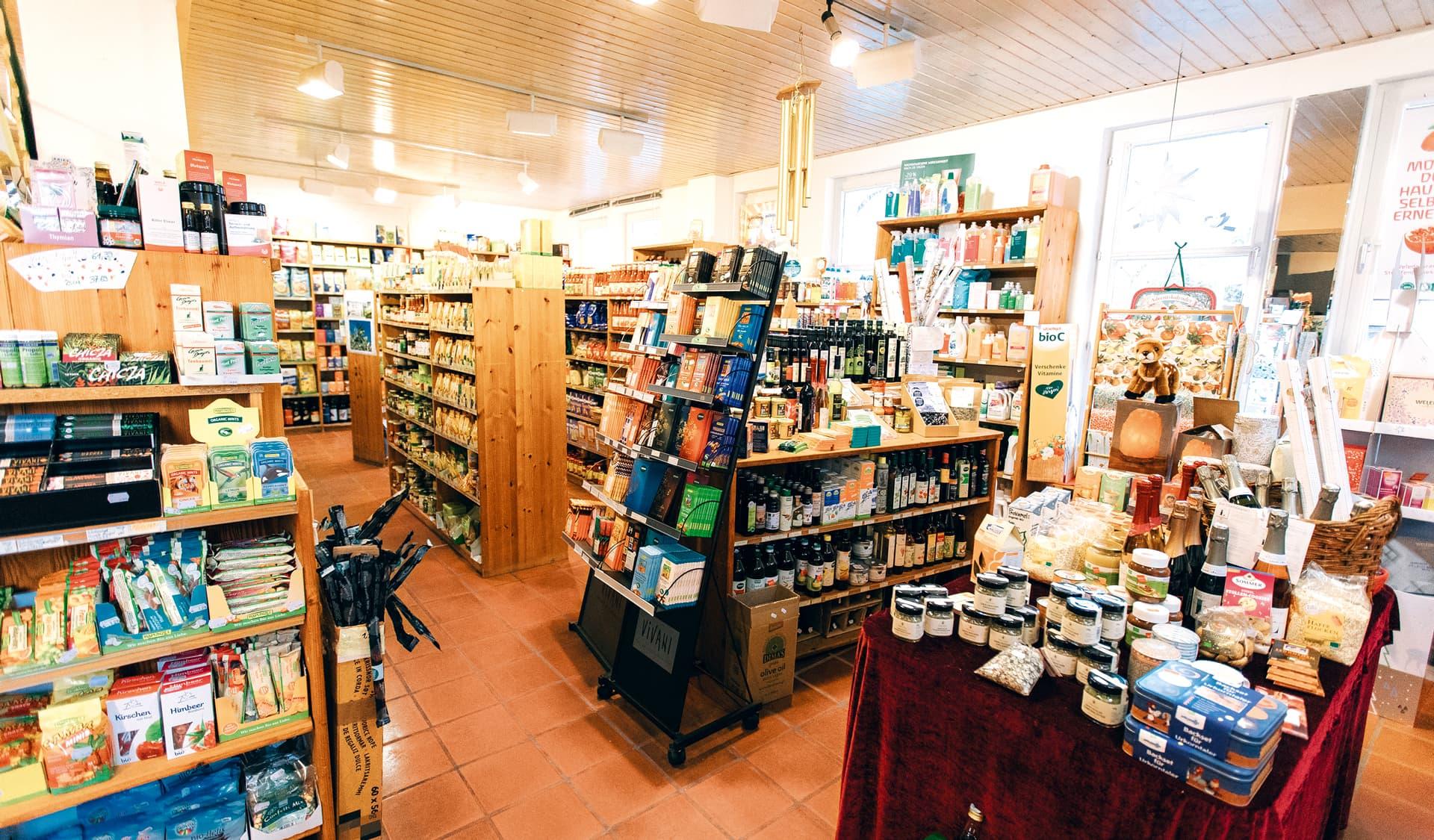 Laden im Schafbruehl