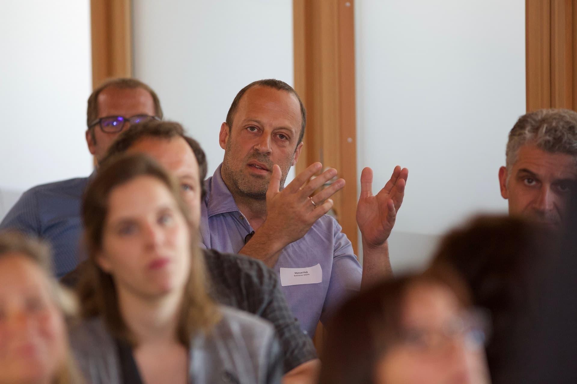 Teilnehmer Manuel Pick