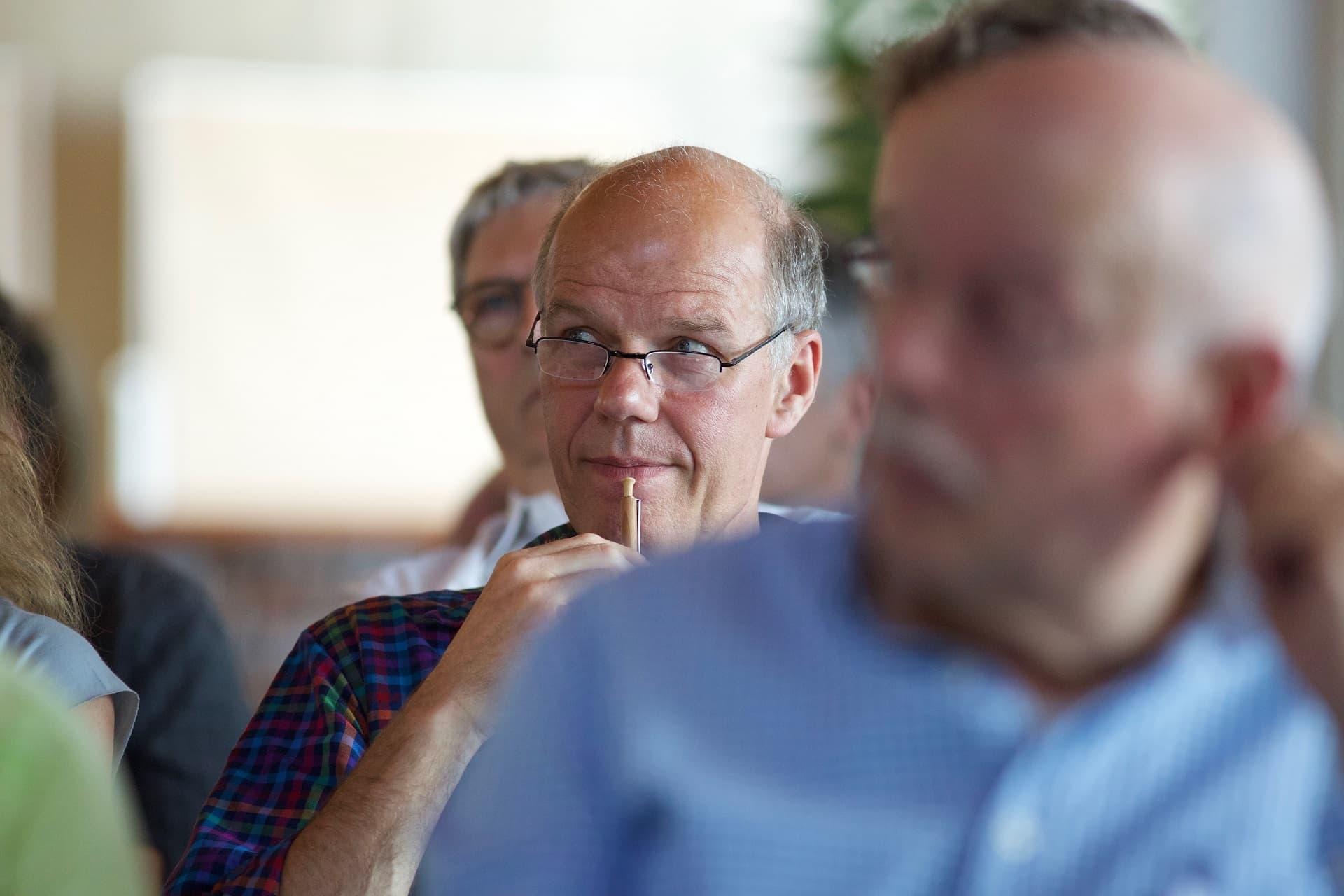 Teilnehmer Ulrich Rueben