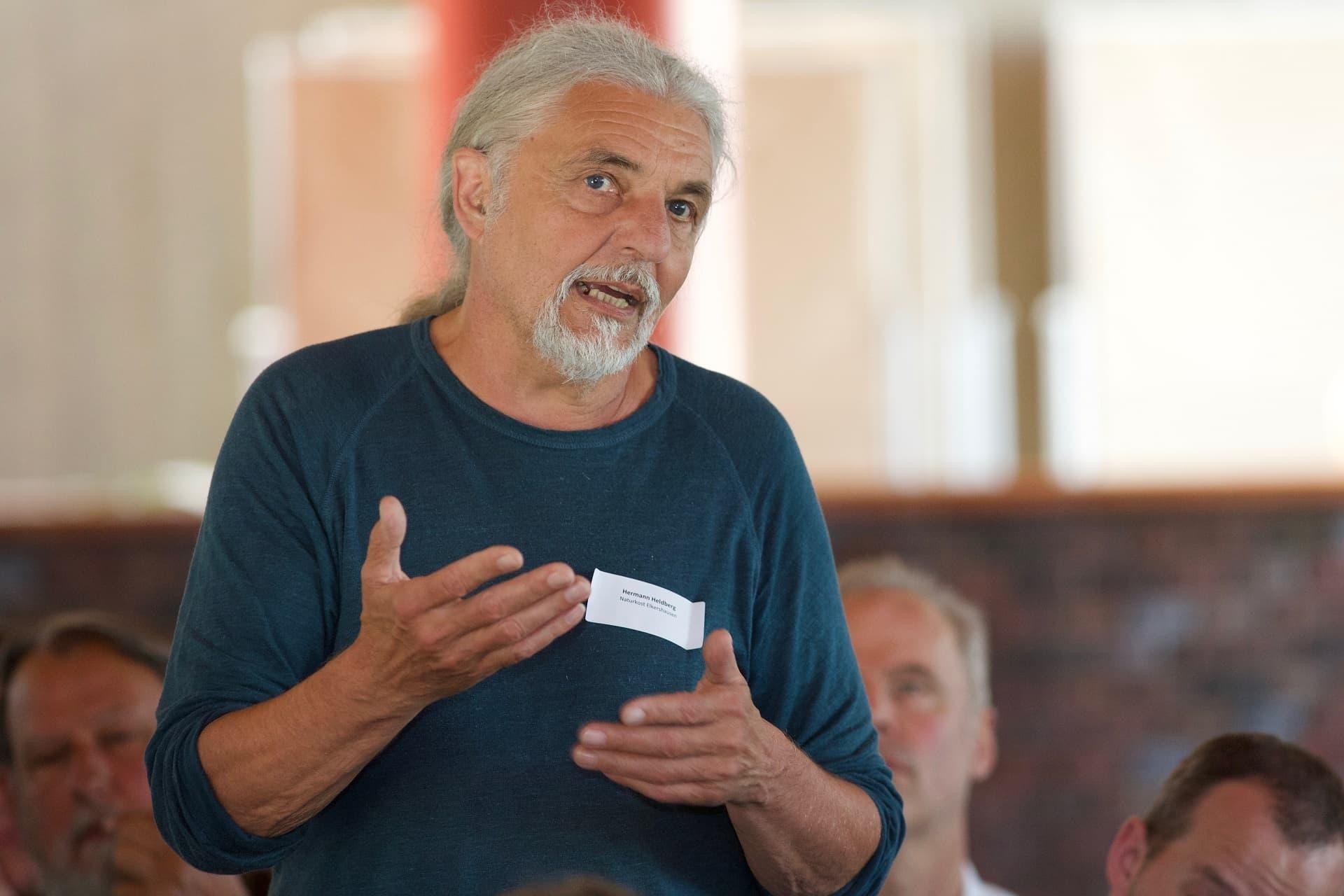 Teilnehmer am Marktgespräch