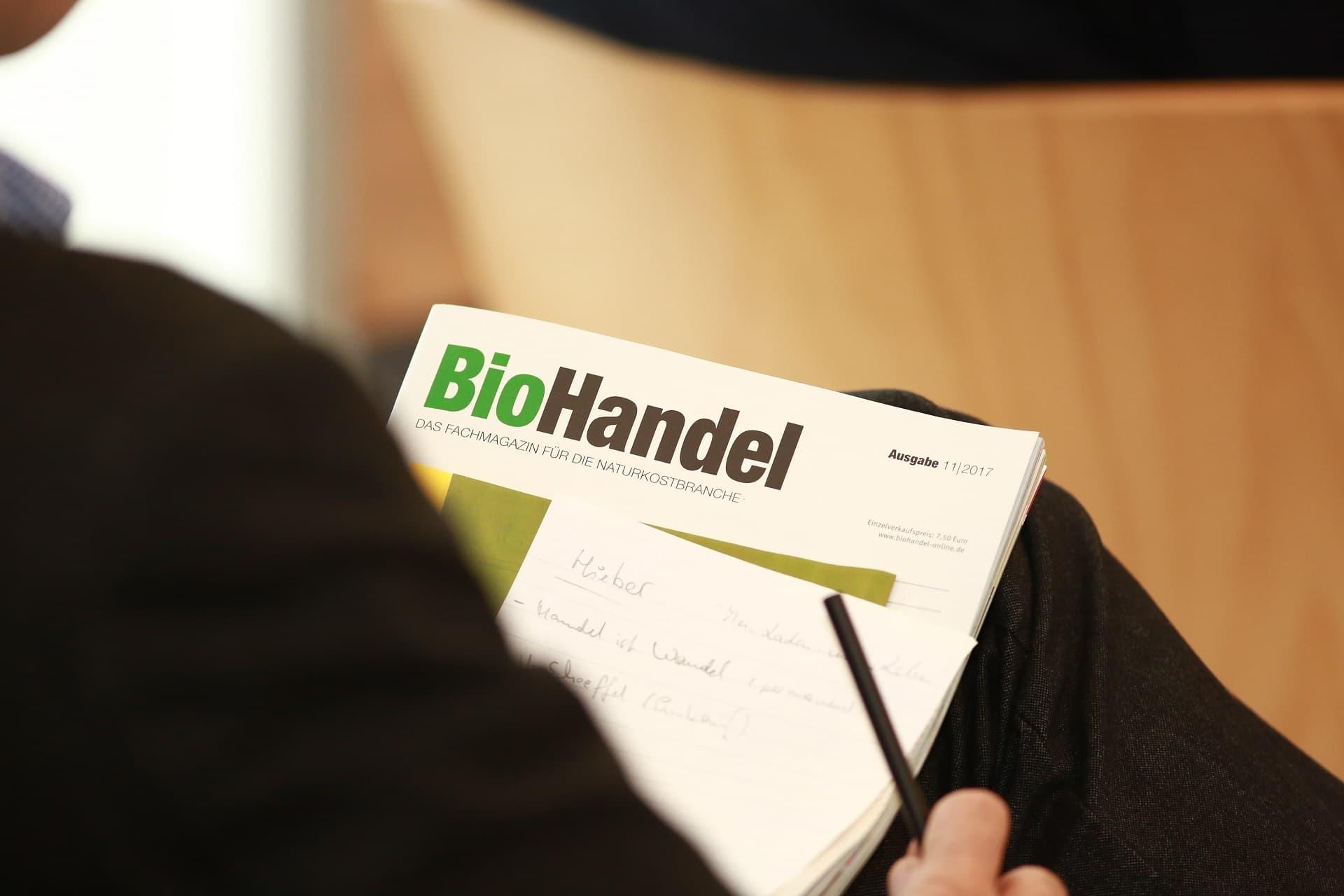 BioHandel Heft