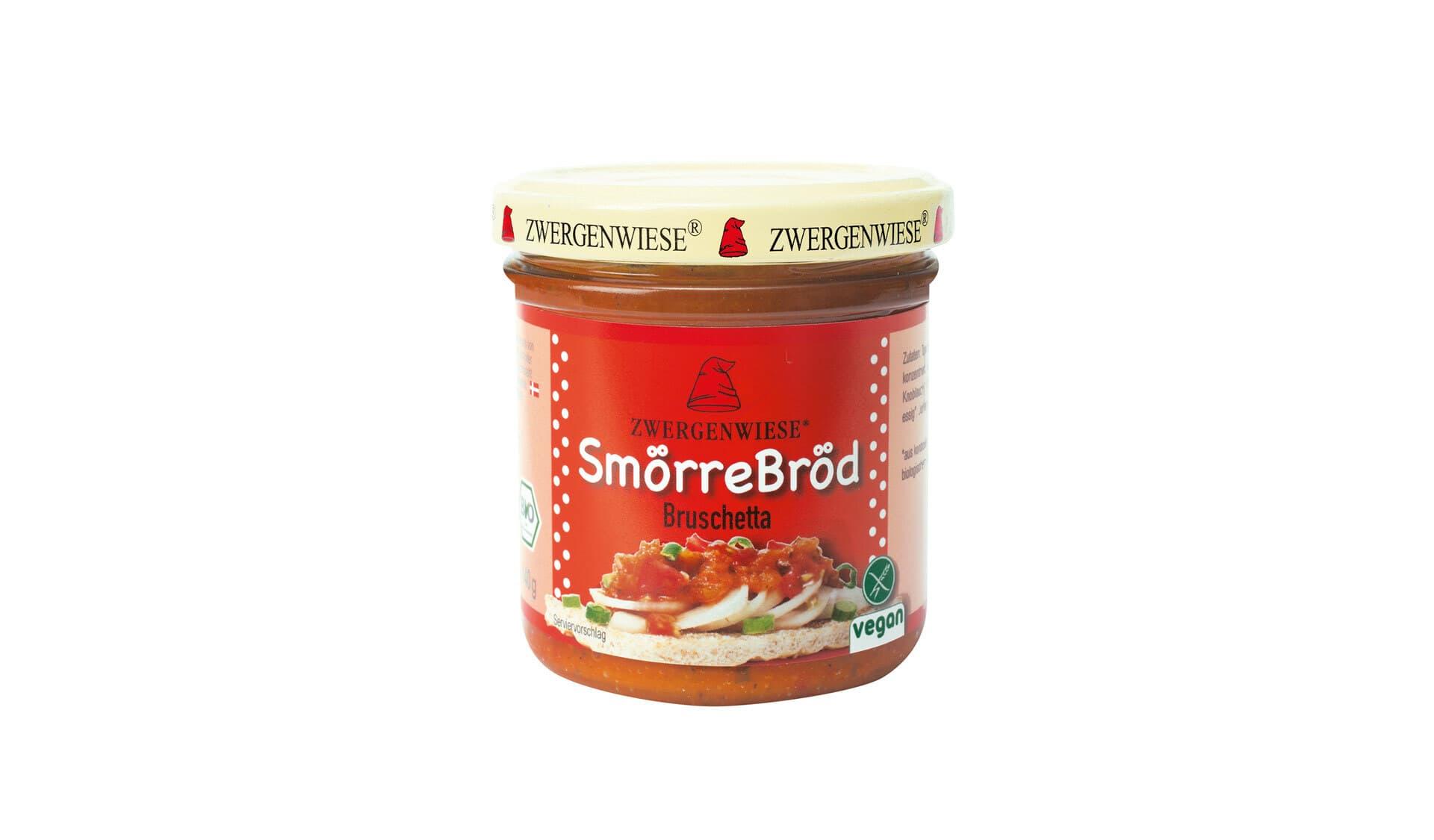 Zwergenwiese: SmörreBröd Bruschetta