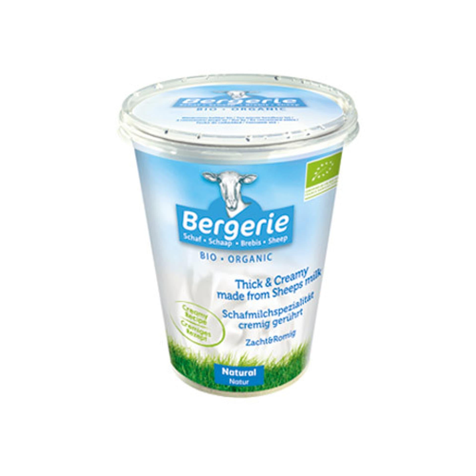 Bergerie Schafsmilchjoghurt