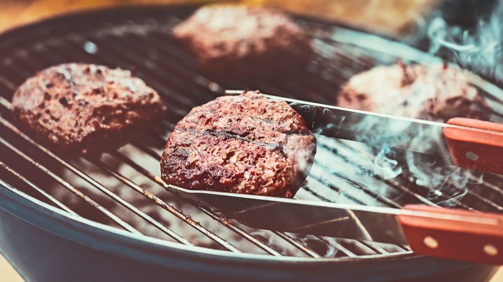 Vegane Burgerpatties