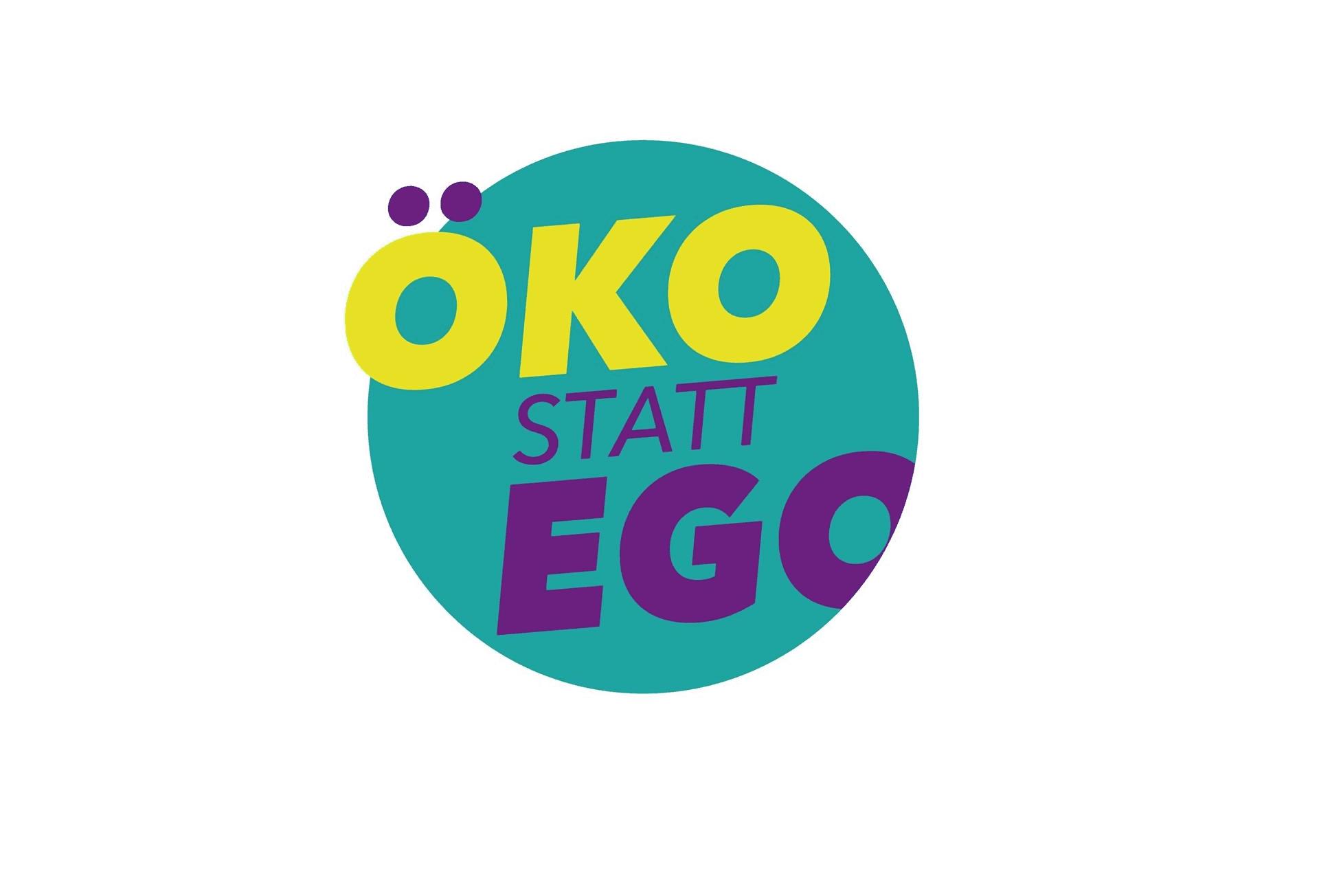 Logo Oeko statt ego