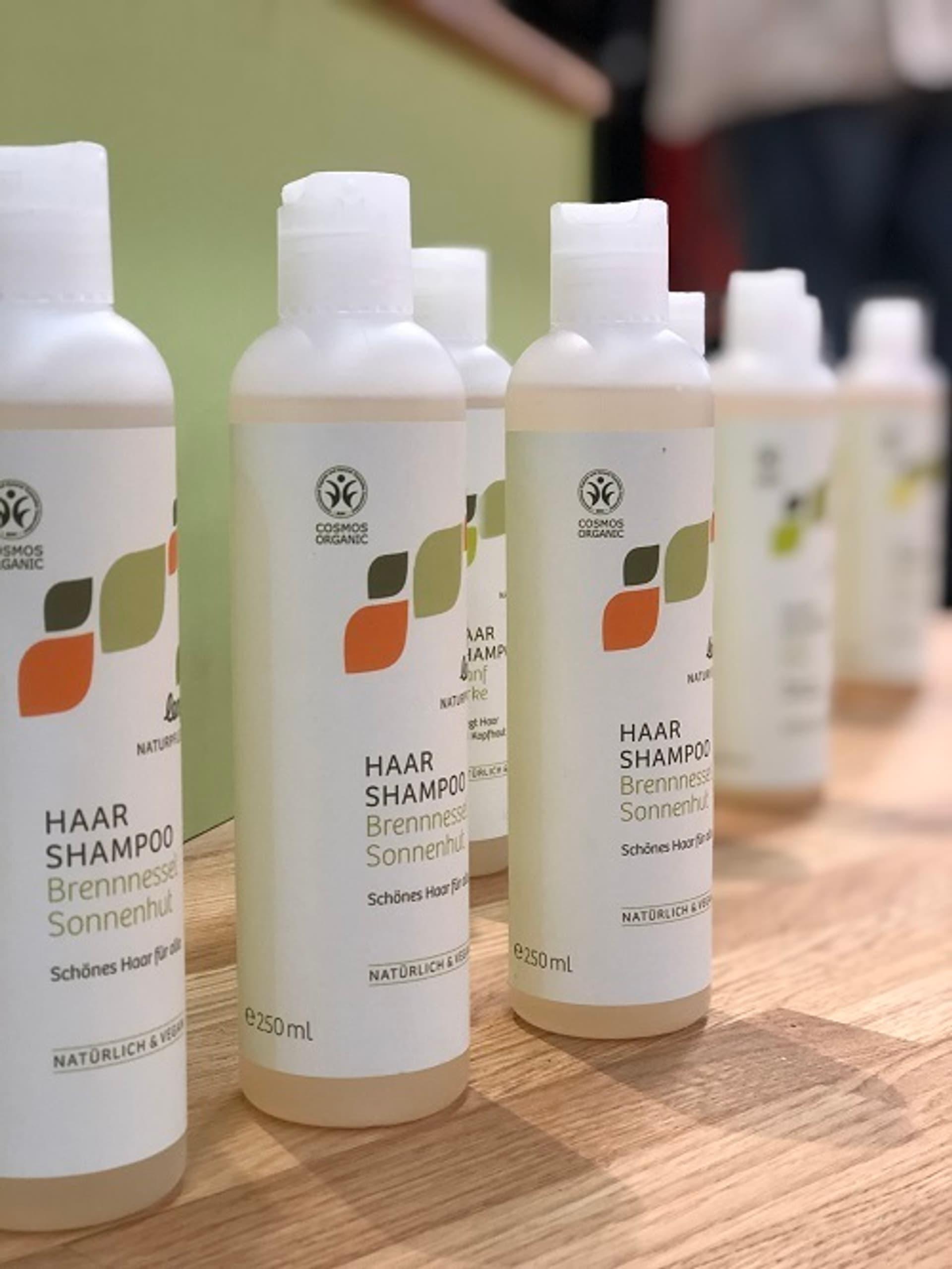 Das neue Shampoo von Lenz Naturpflege