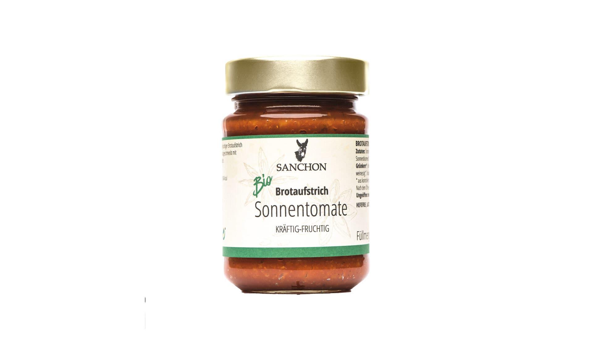 Sanchon/Petersilchen: Sonnentomate