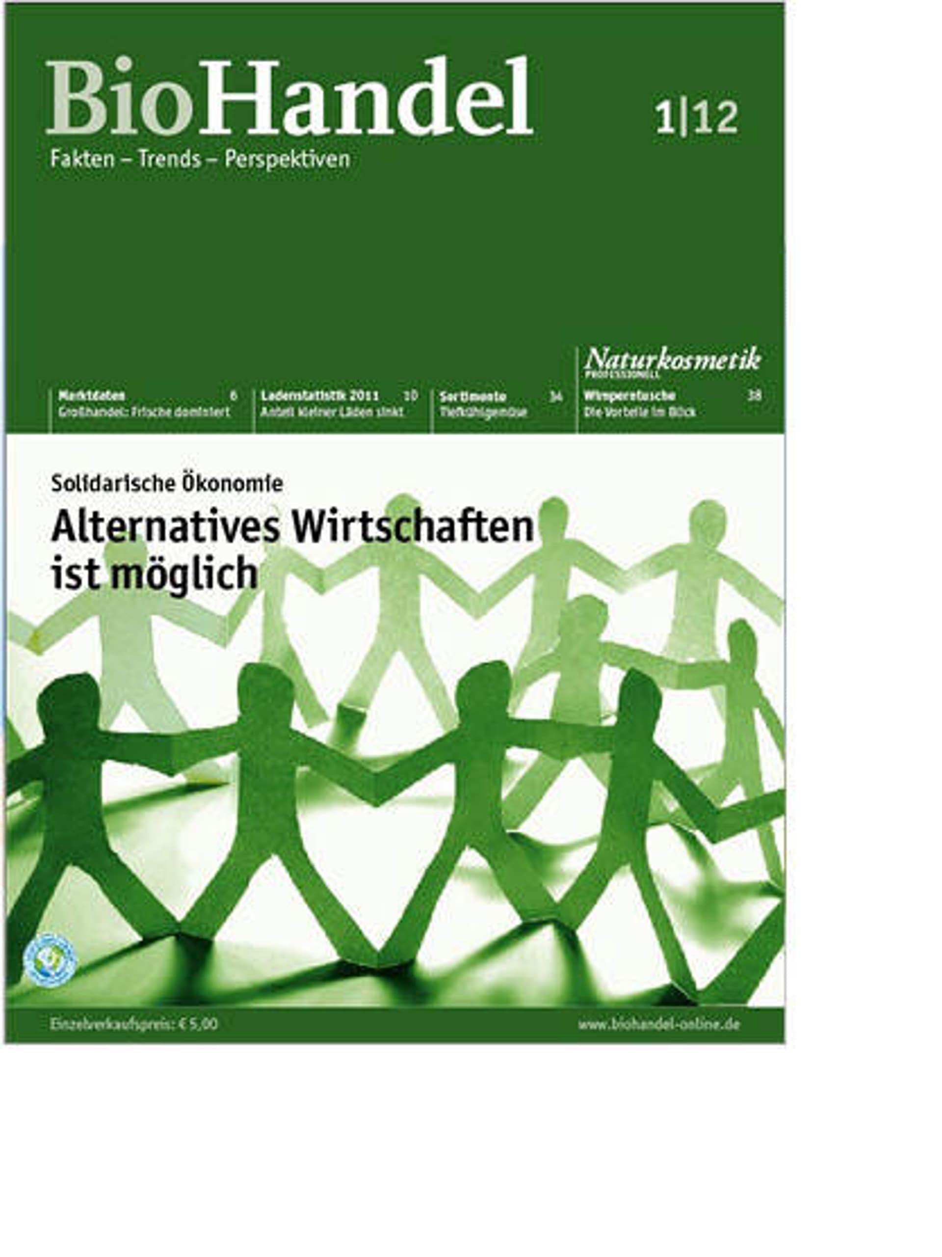 BioHandel Januar 2012