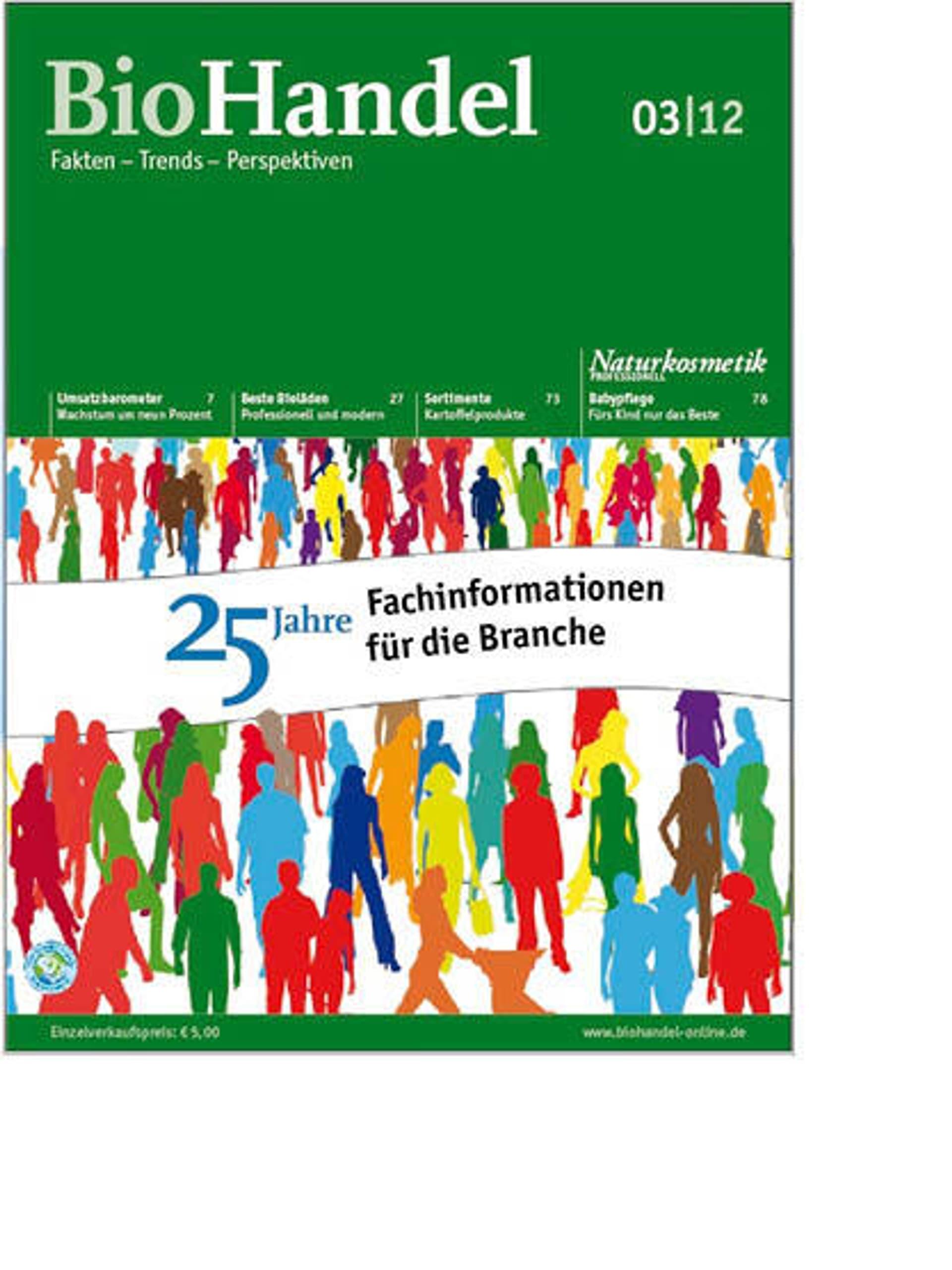 BioHandel März 2012