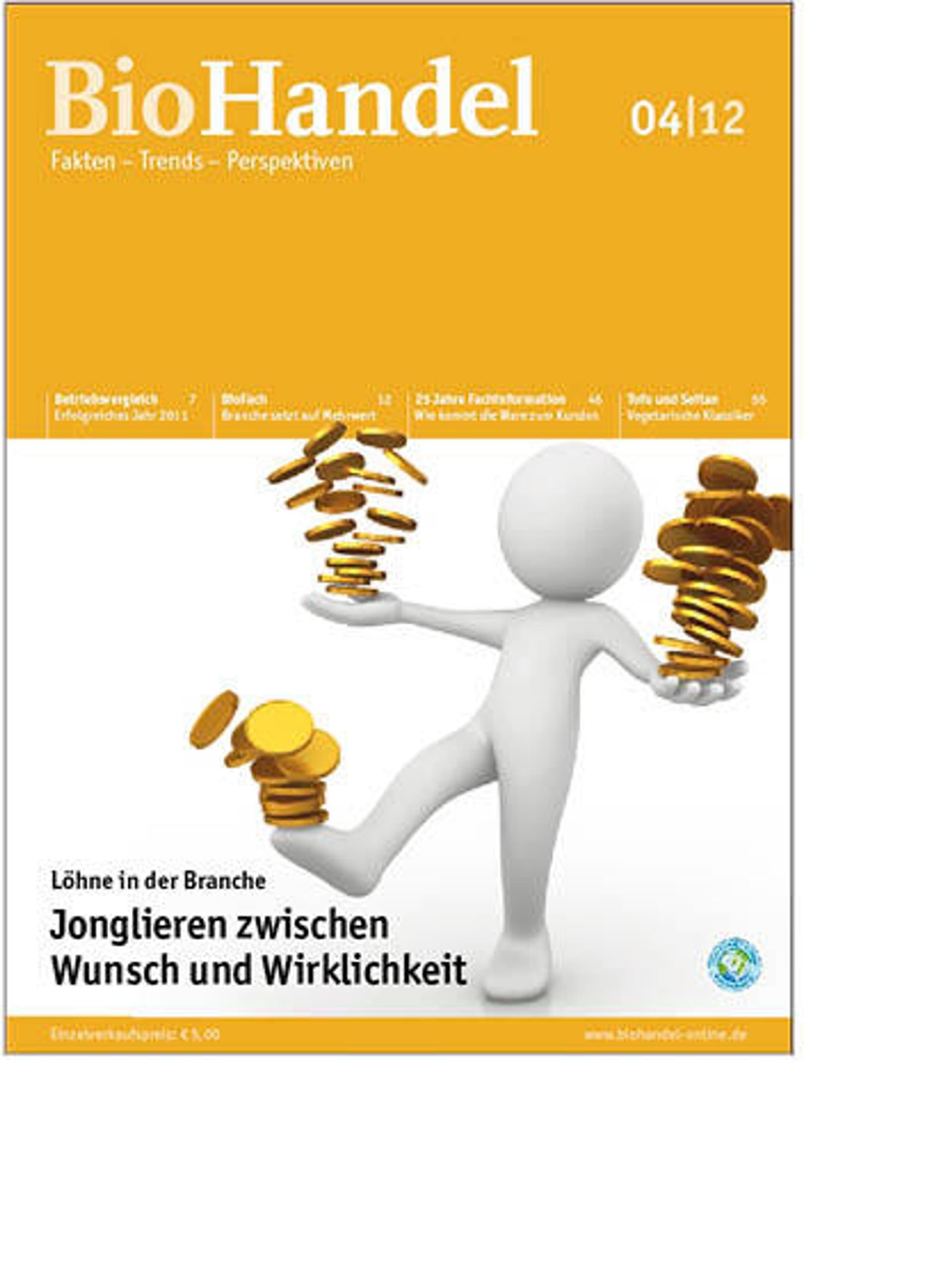 BioHandel April 2012