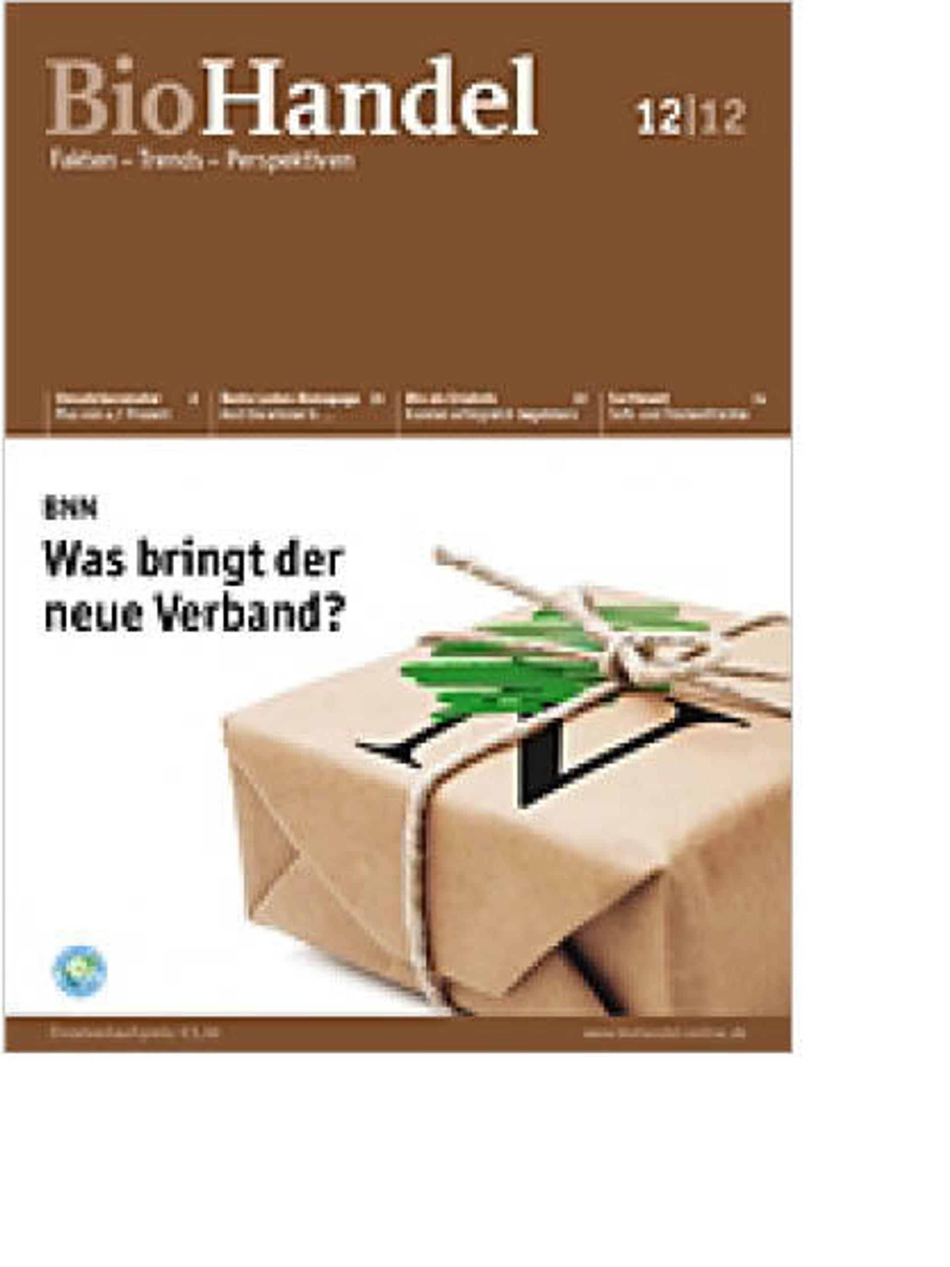 BioHandel Dezember 2012