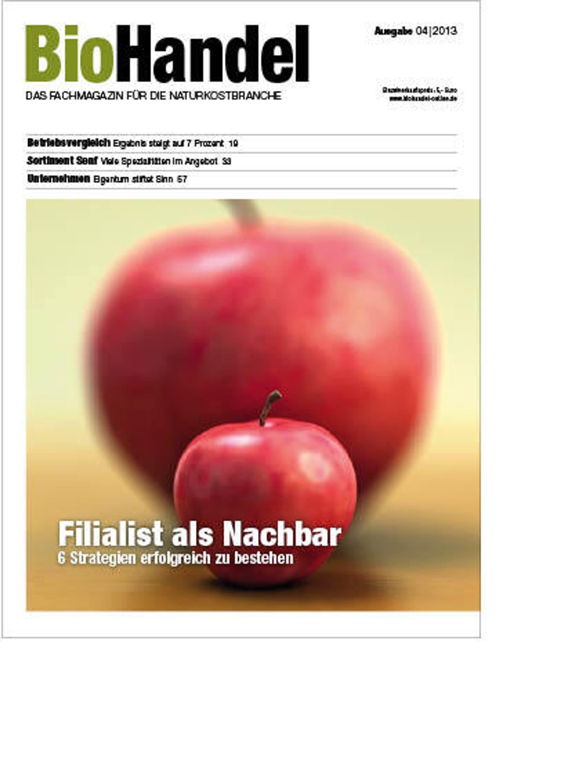 BioHandel April 2013