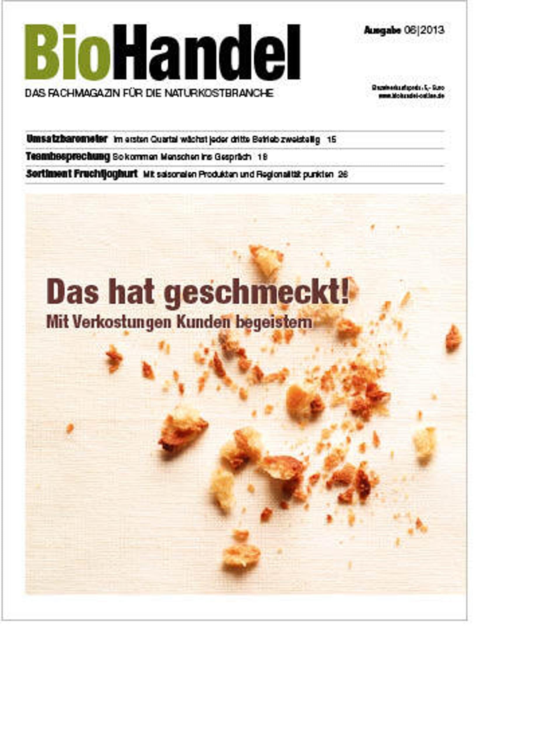 BioHandel Juni 2013