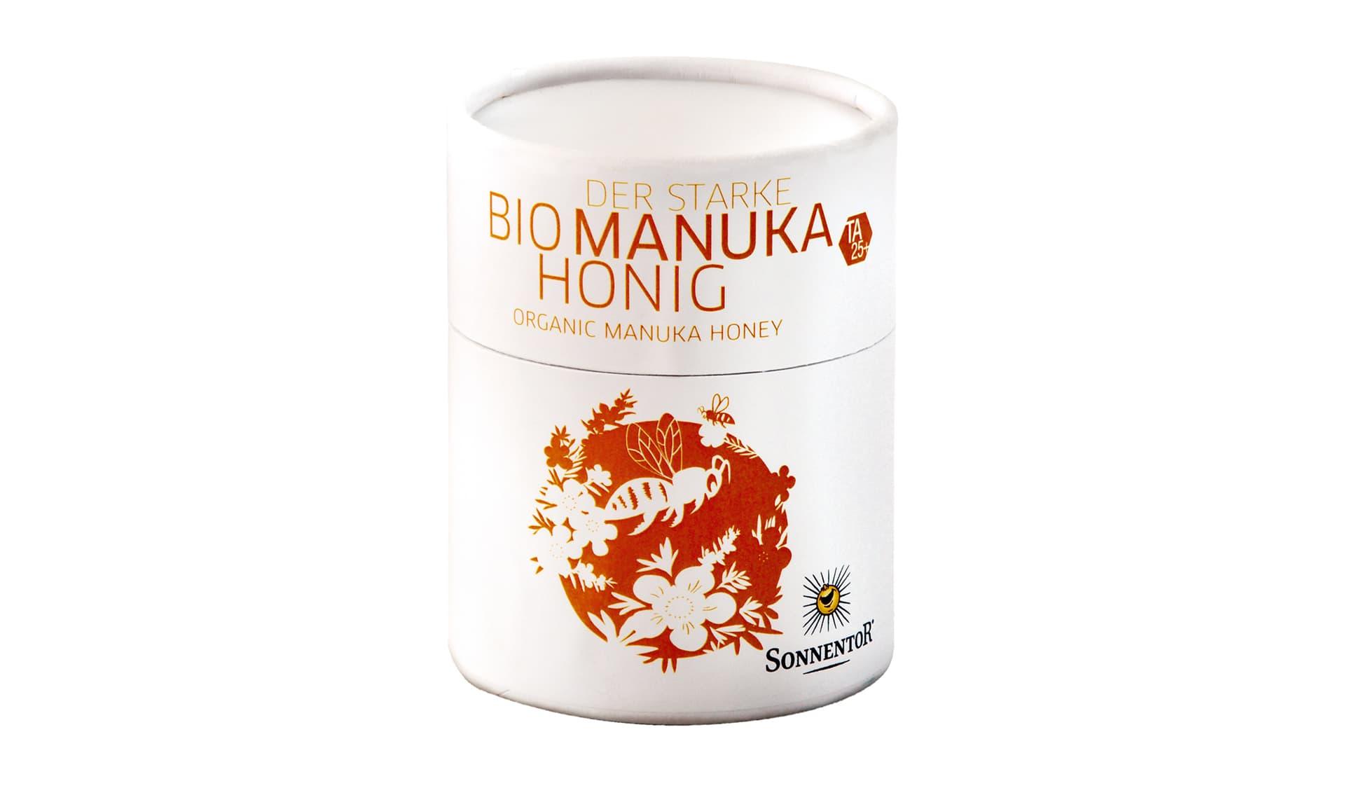 Sonnentor Manuka-Honig/ Neuseeland (www.sonnentor.de)
