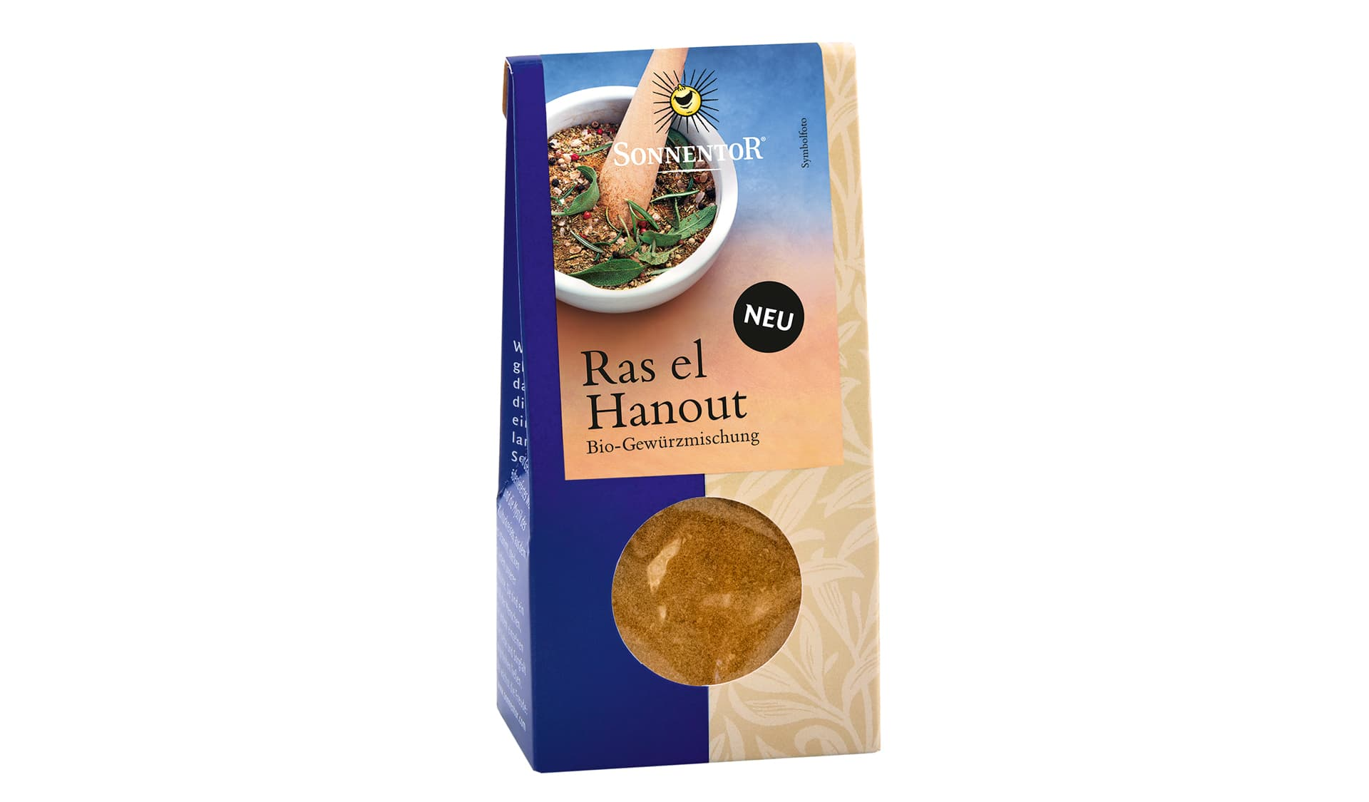 Sonnentor Ras el-Hanout (www.sonnentor.com)