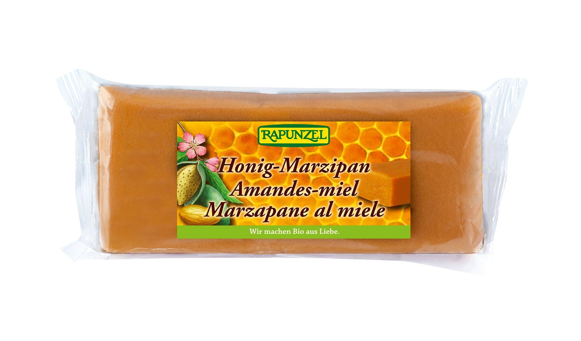 Rapunzel Honig-Marzipan (www.rapunzel.de)