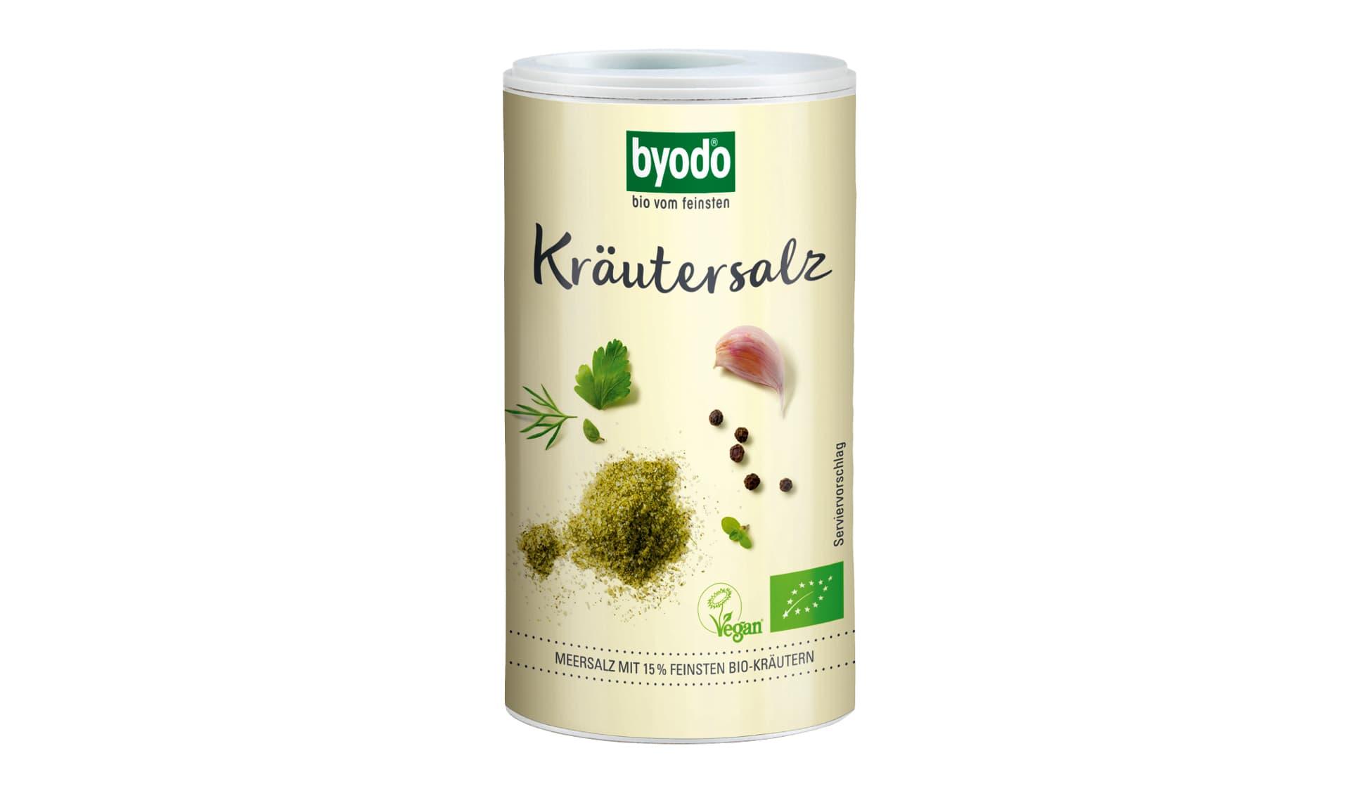 Byodo Kräutersalz(www.byodo.de)
